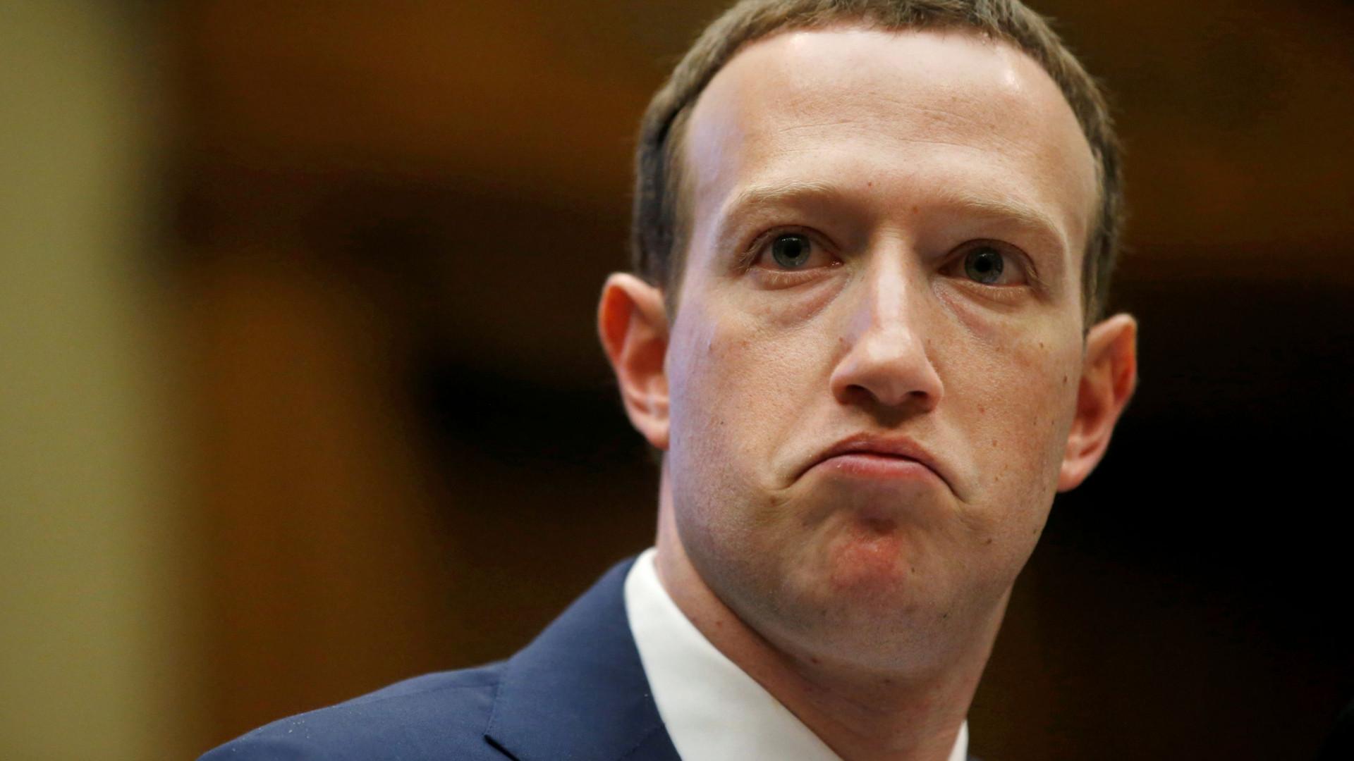 """""""Não há acordo de qualquer tipo"""" com Trump, afirma Zuckerberg"""