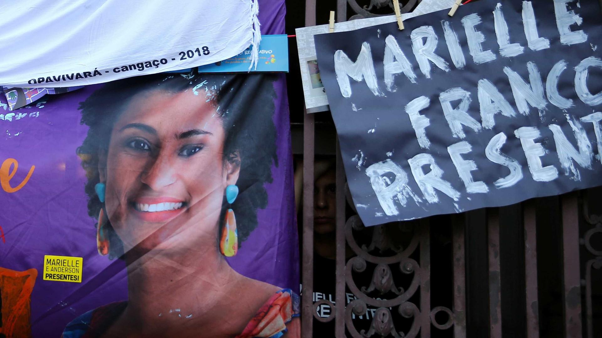 PF apura tentativa de obstrução em investigação da morte de Marielle