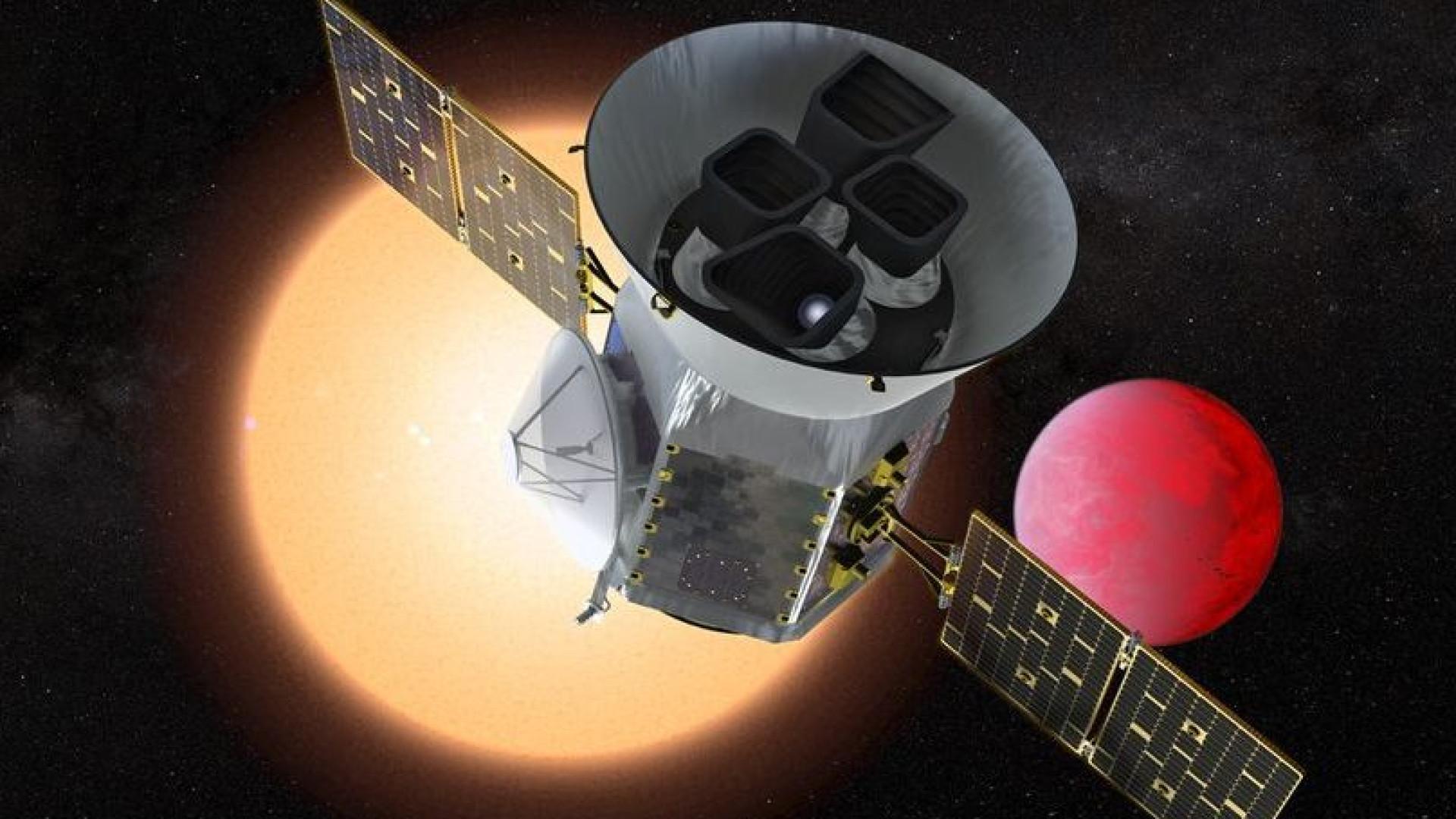 """Pesquisadores encontram """"planeta improvável"""" em estrela gigante"""