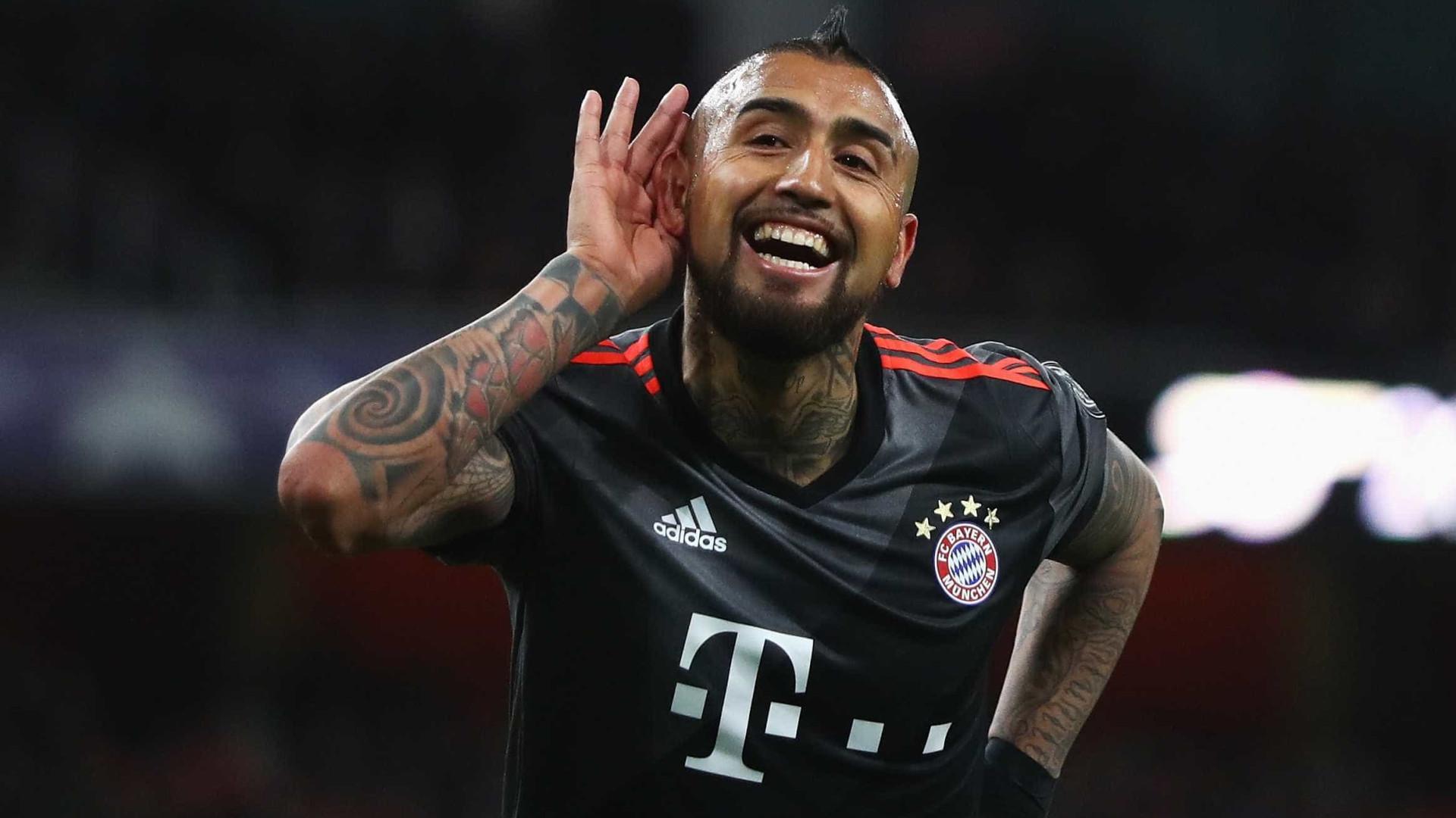 Barcelona anuncia acordo com Bayern pela contratação de chileno Vidal