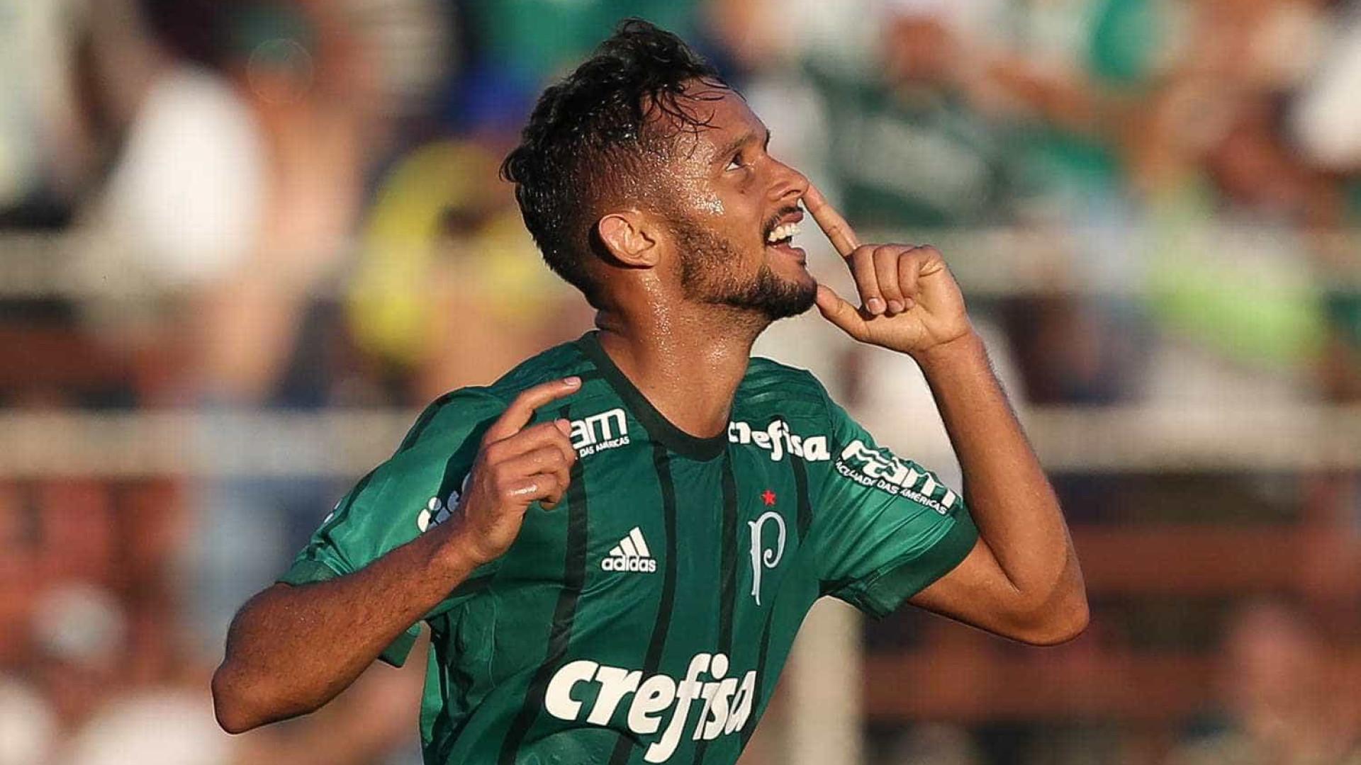 Jogadores do Palmeiras admitem incômodo com jejum de vitórias
