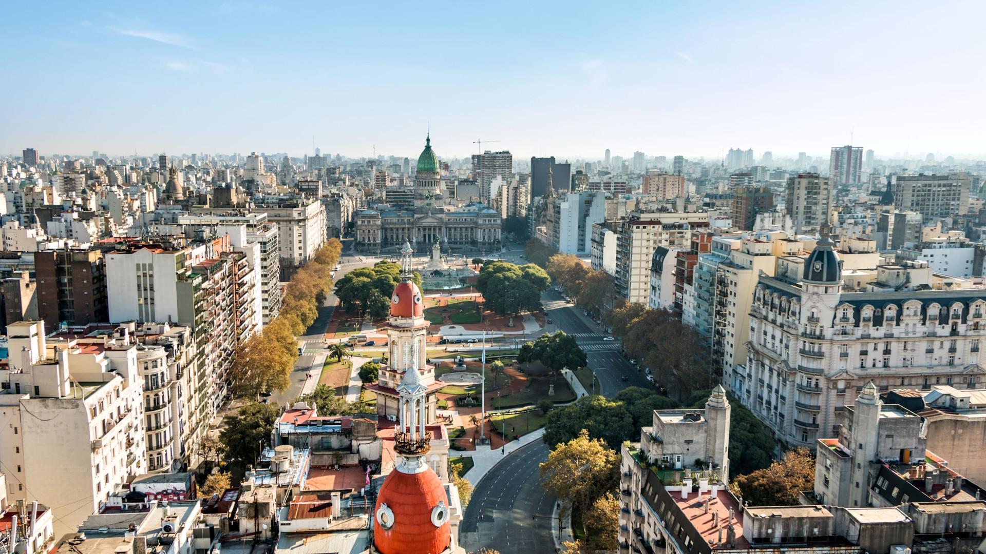 Milionário britânico morto em assalto na Argentina
