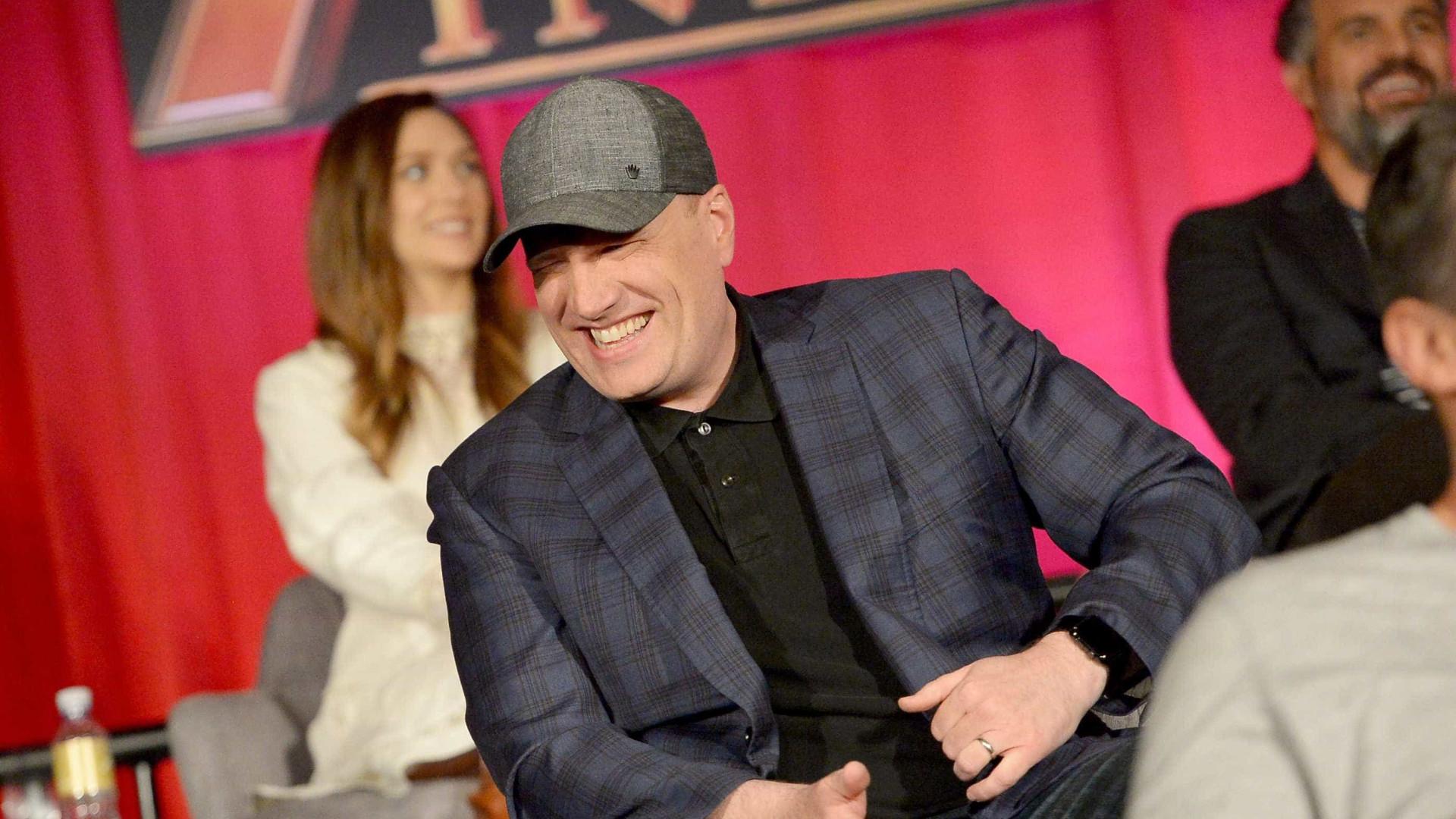Kevin Feige diz que filmes da Marvel terão mais representatividade