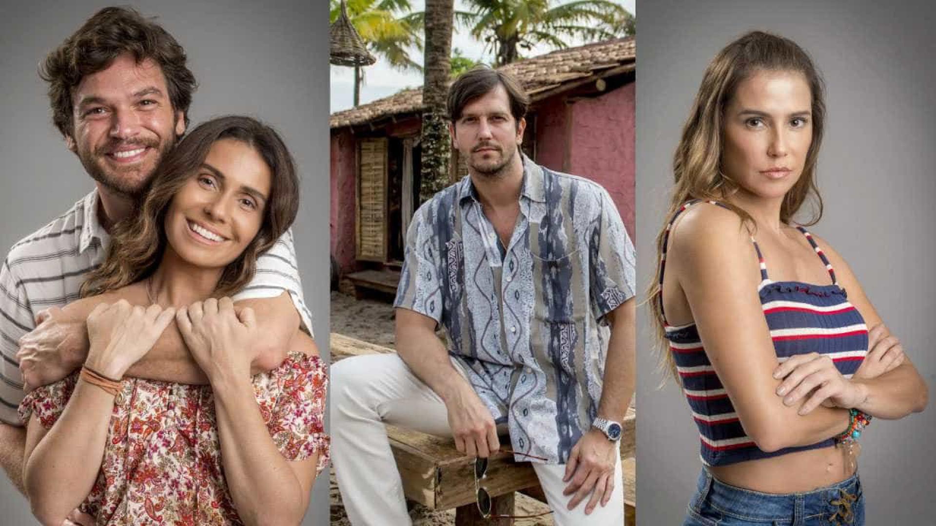 Atores da Globo se reúnem e questionam falta de negros em novela