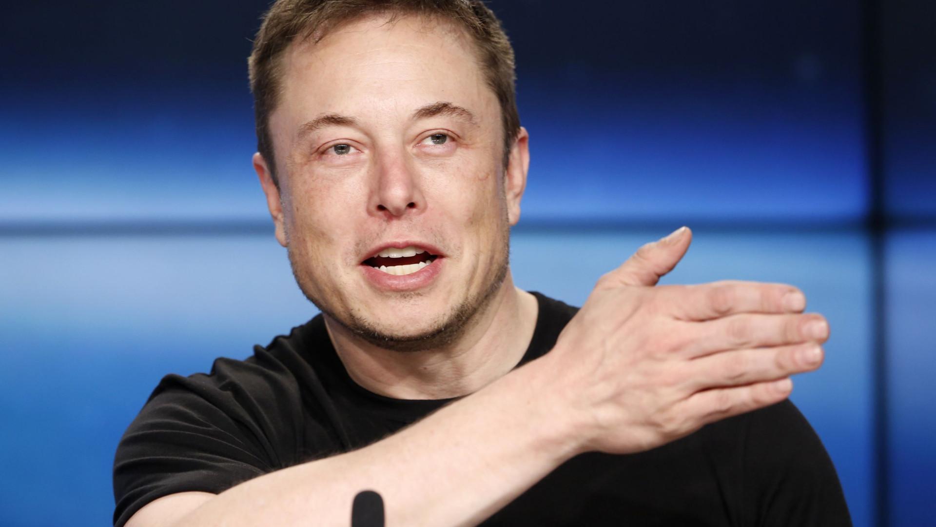 Elon Musk acredita que teremos aviões elétricos em 5 anos