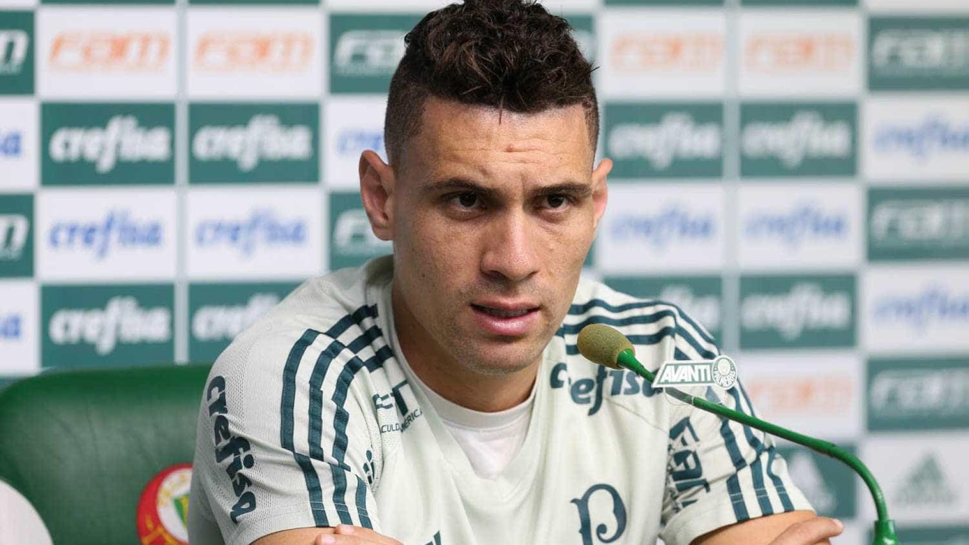 Palmeiras encaminha venda de Moisés por R$ 27 milhões
