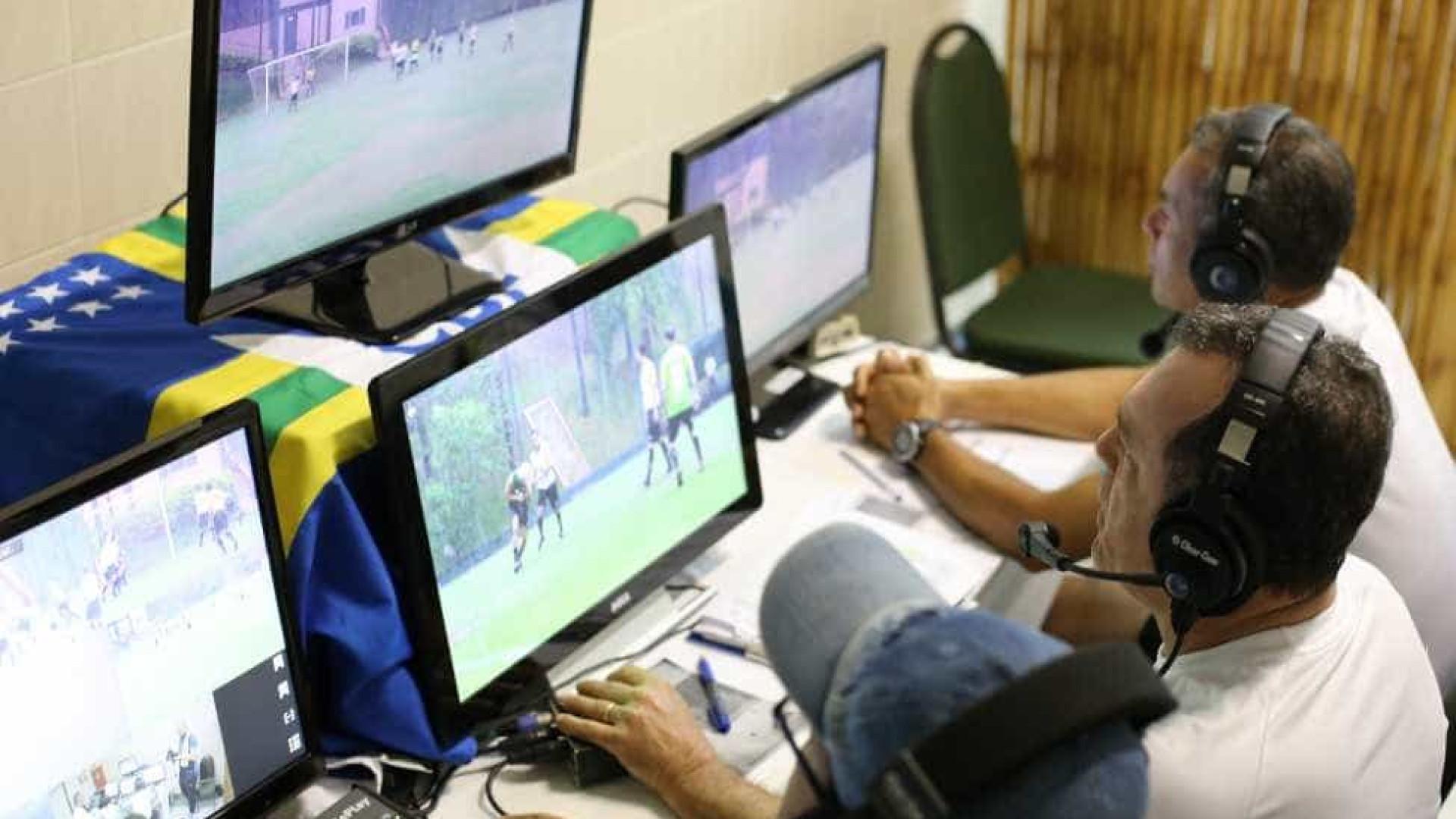 'A partir do 2º turno do Brasileirão, VAR centralizado estará 100%', diz Gaciba