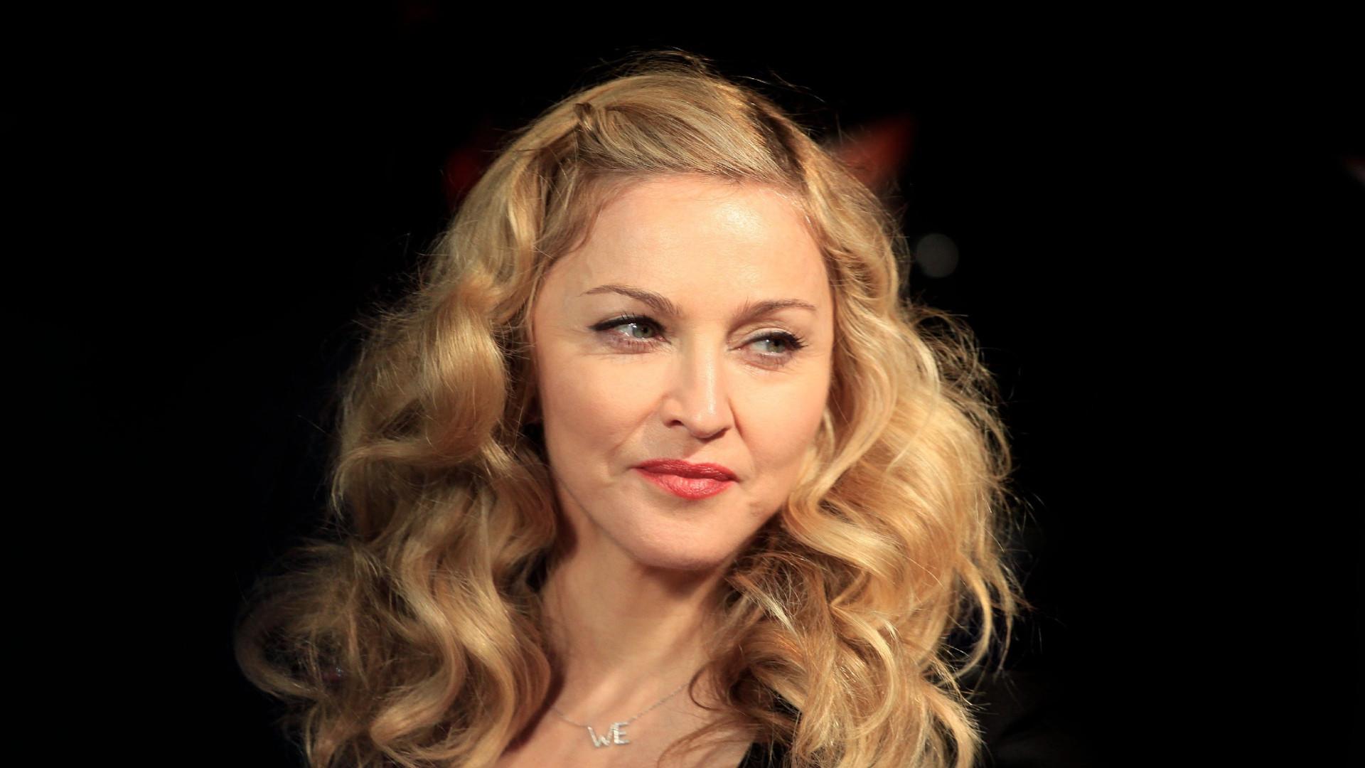 Madonna trabalha em novo disco e diz que Lisboa a influenciou
