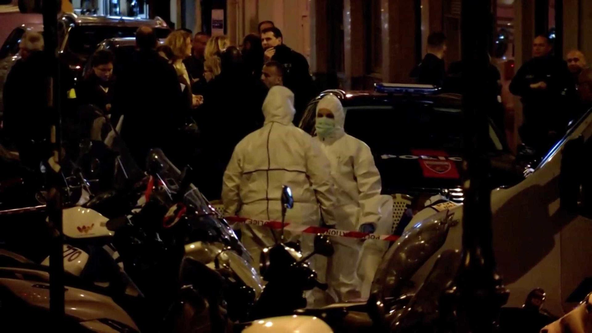 Polícia trata ataque em Paris como terrorismo