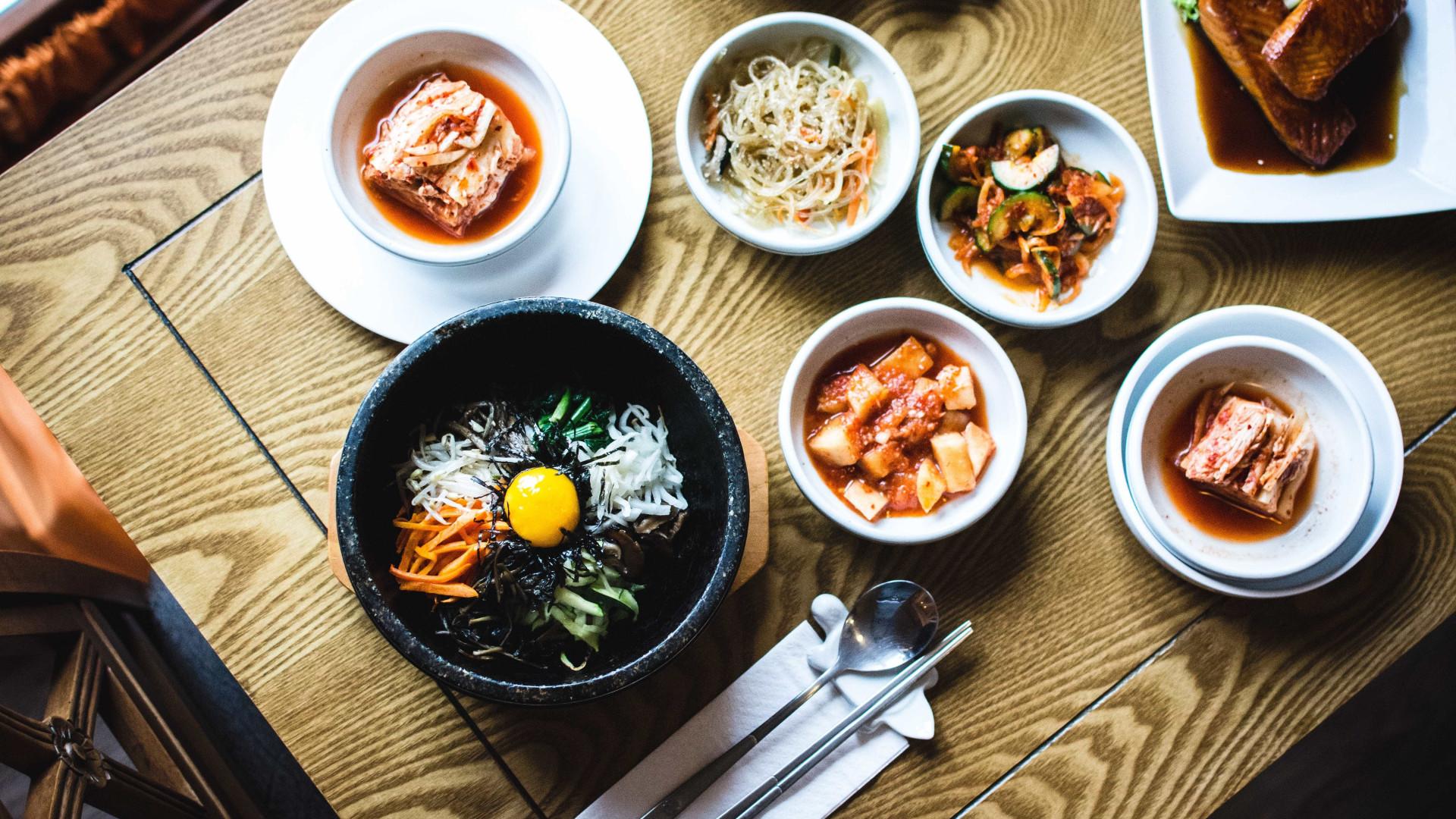 Culinária asiática: invista nos temperos coreanos