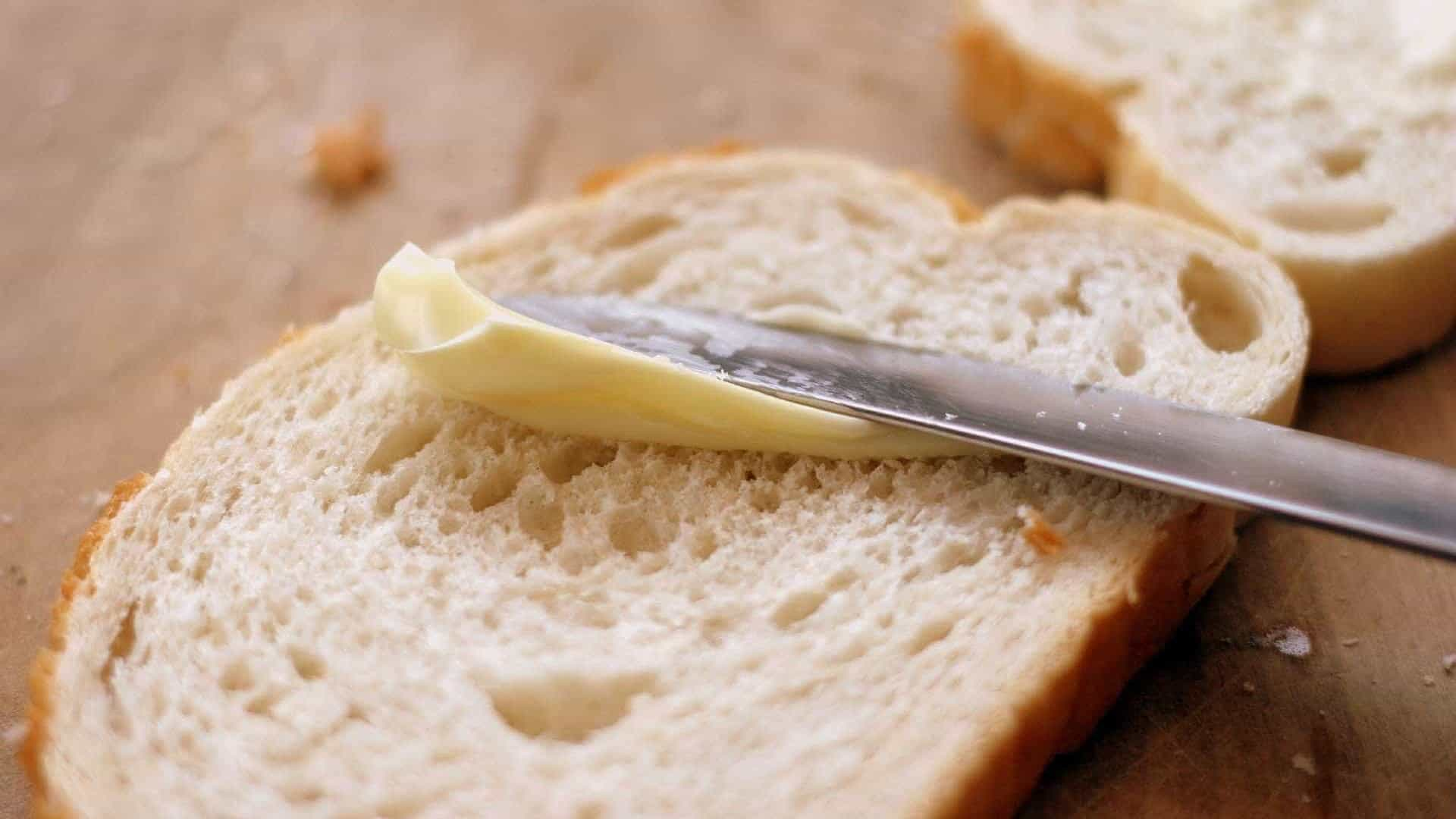 Embalagem de margarina terá de informar porcentual de gordura