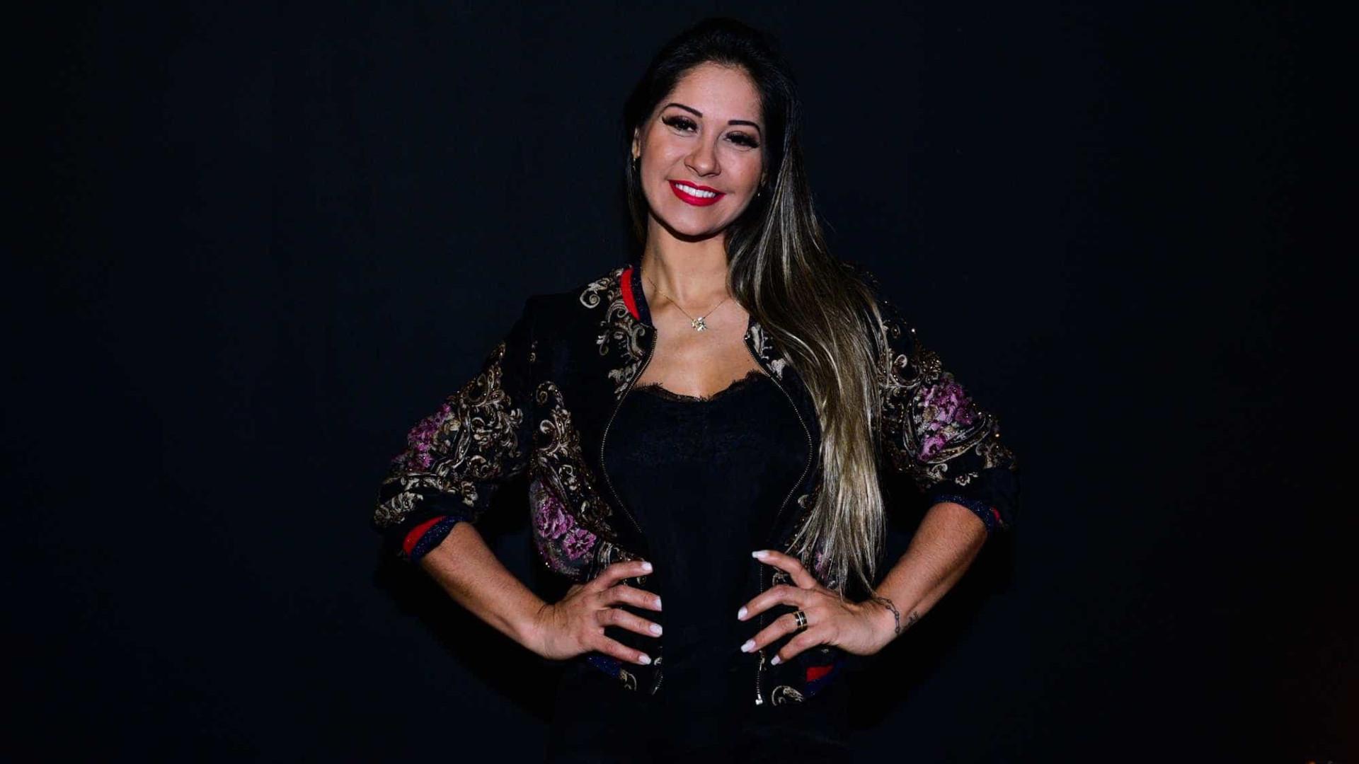 Mayra Cardi anuncia mais um casamento com Arthur Aguiar
