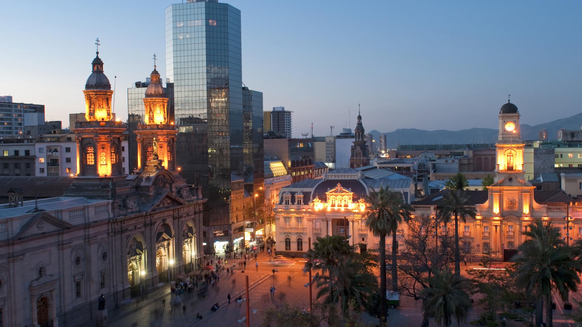Terremoto de magnitude 5,2 na escala Richter atinge o Chile
