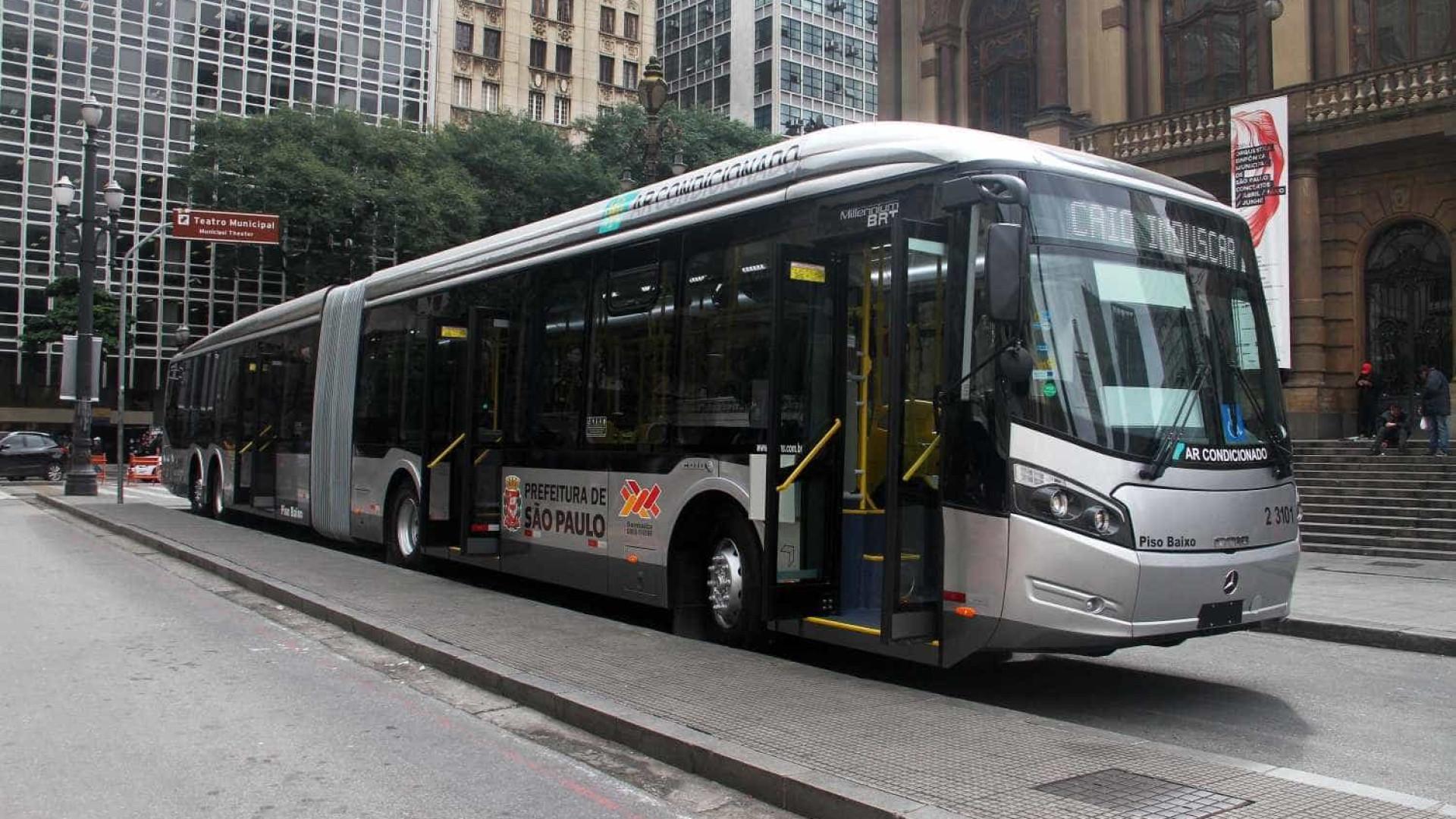Justiça derruba liminar que suspendia aumento da tarifa de ônibus em SP
