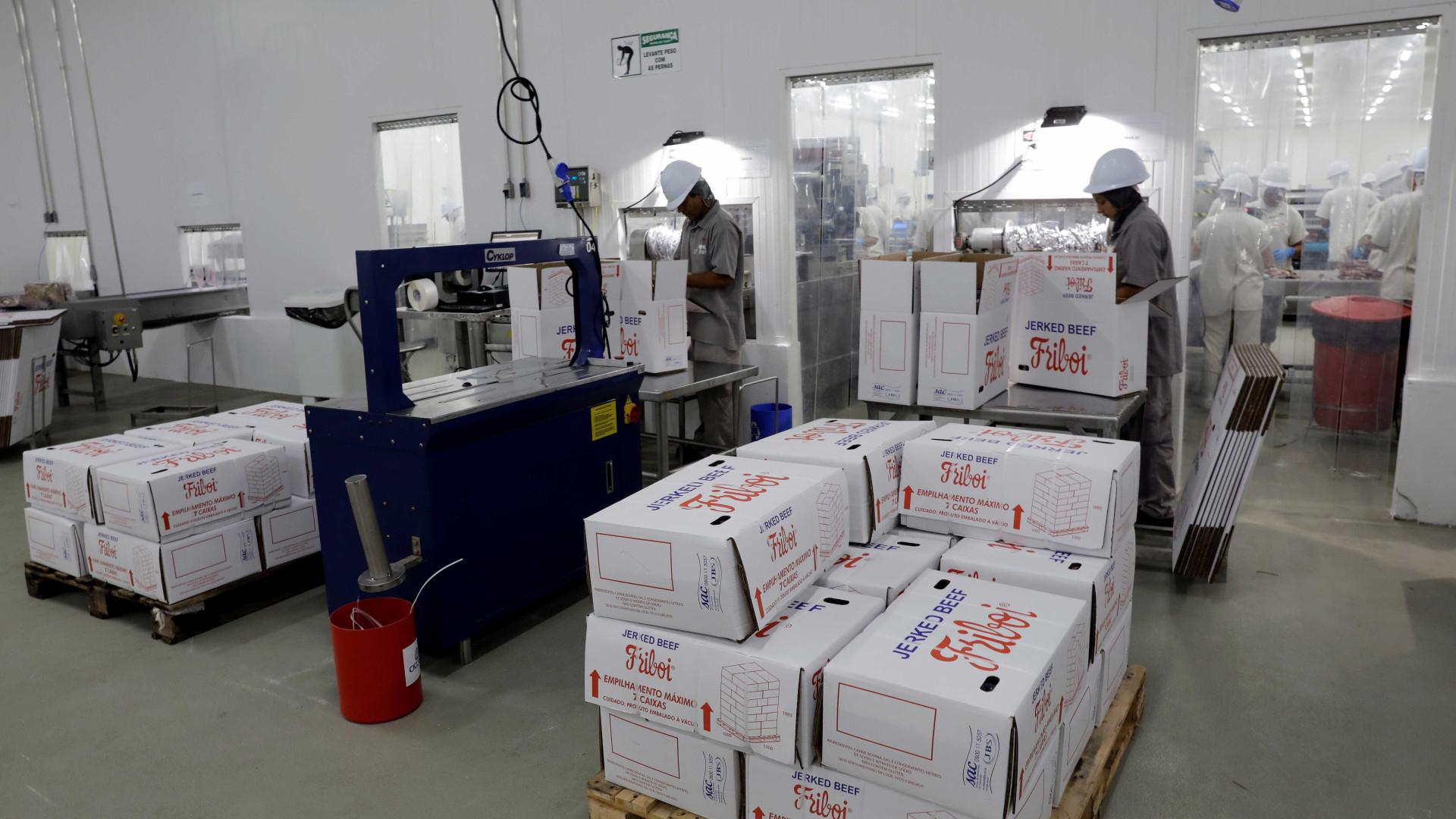 Greve fecha 167 fábricas de alimentos no País