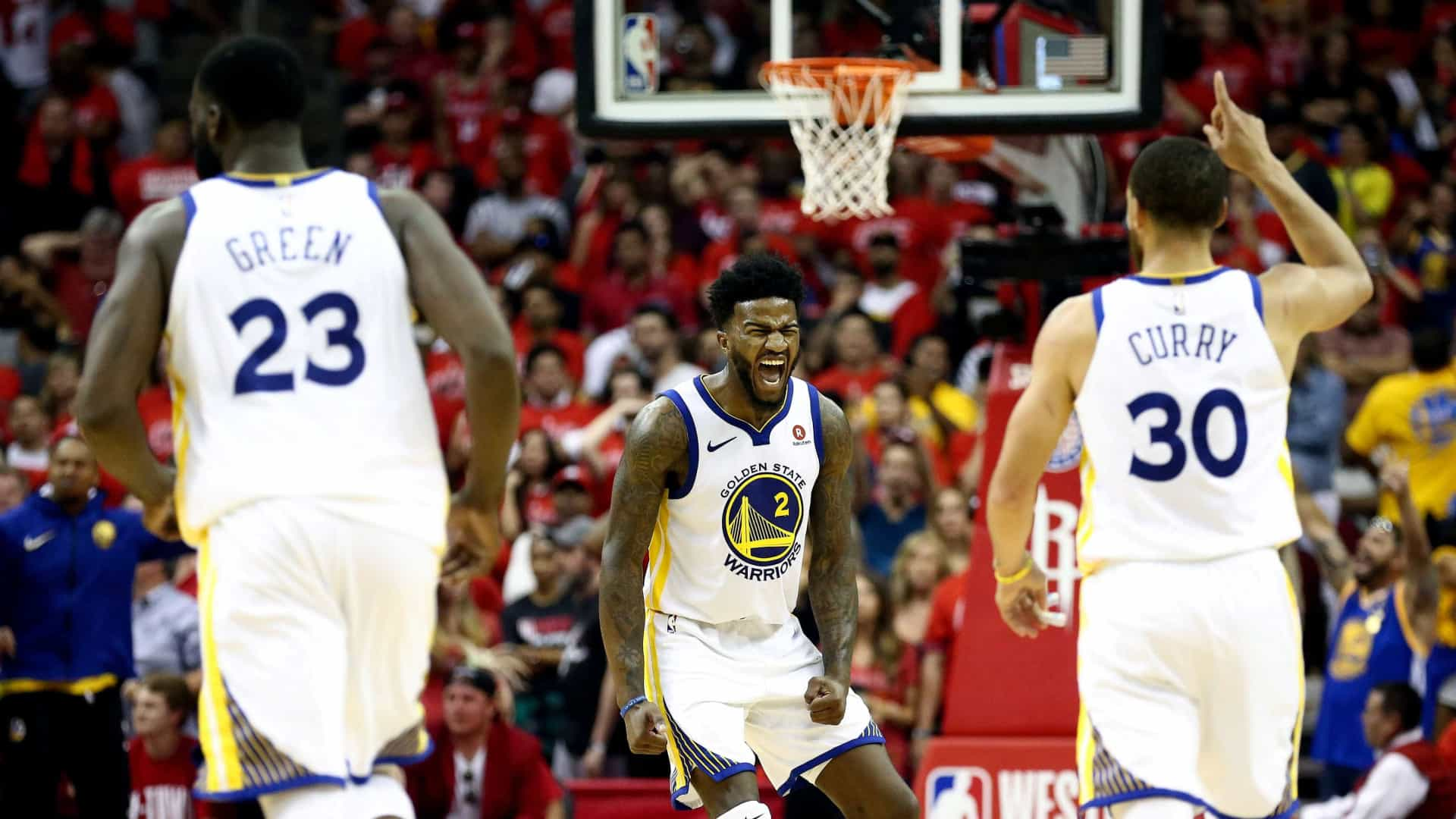 Golden State vence Houston e enfrenta Cleveland na final da NBA