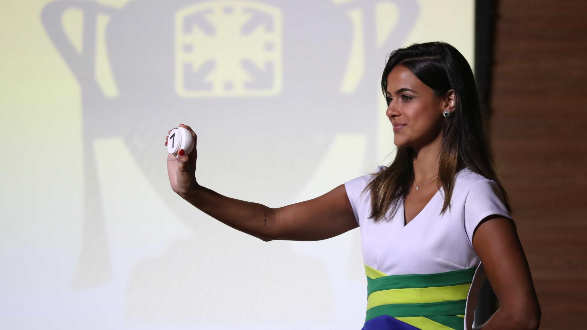 Sorteio define duelos das quartas da Copa do Brasil; confira