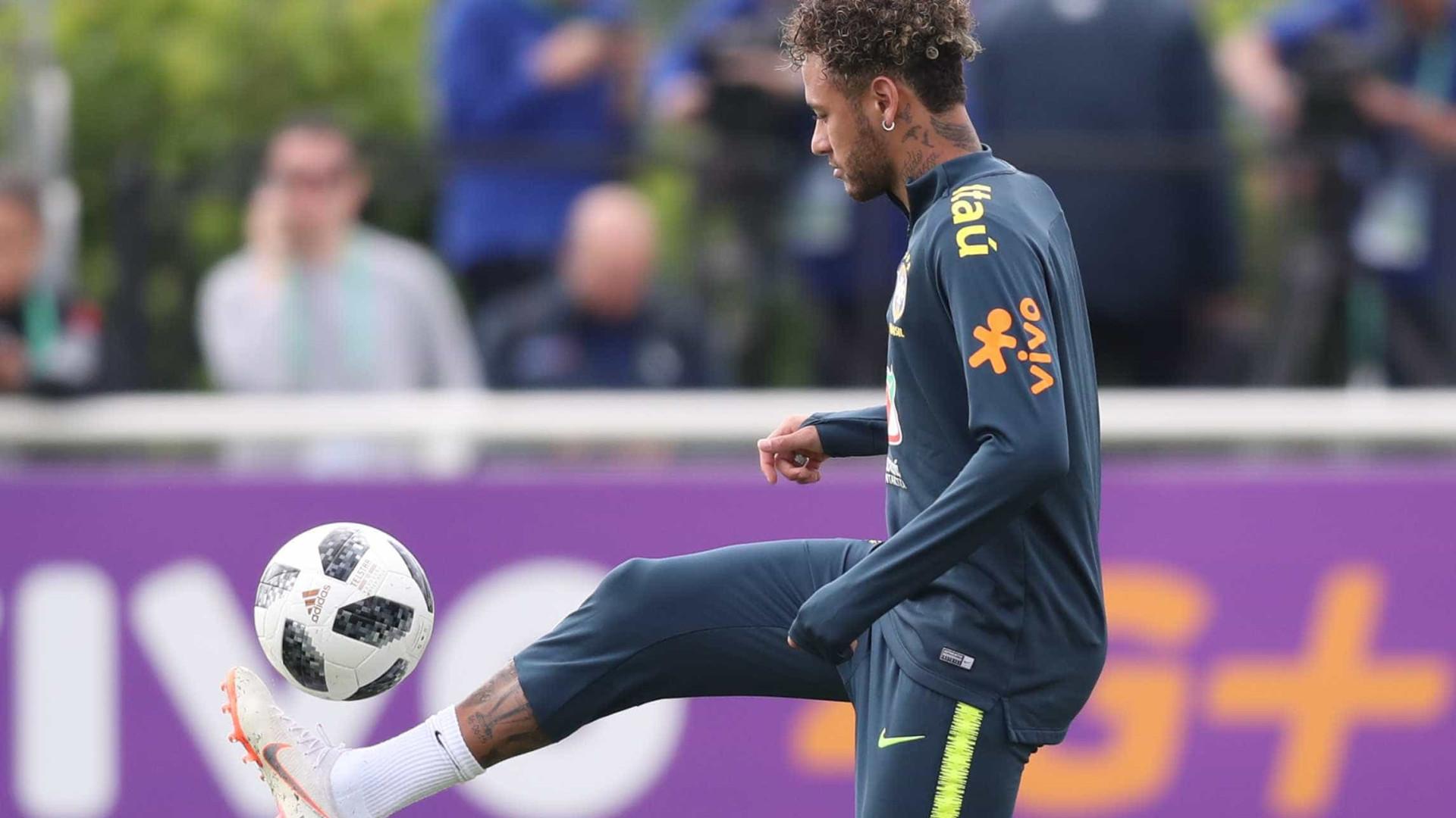 Sem Neymar em metade das partidas pós-Copa, Brasil mantém bom aproveitamento