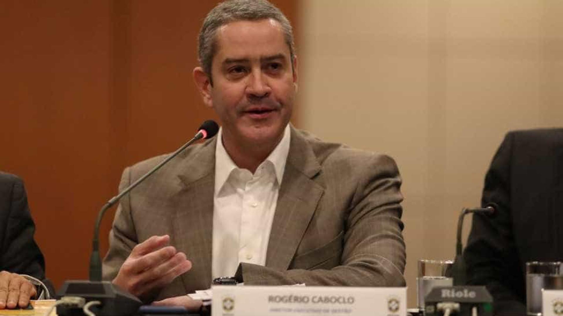 Justiça do Trabalho afasta Rogério Caboclo da CBF por 1 ano