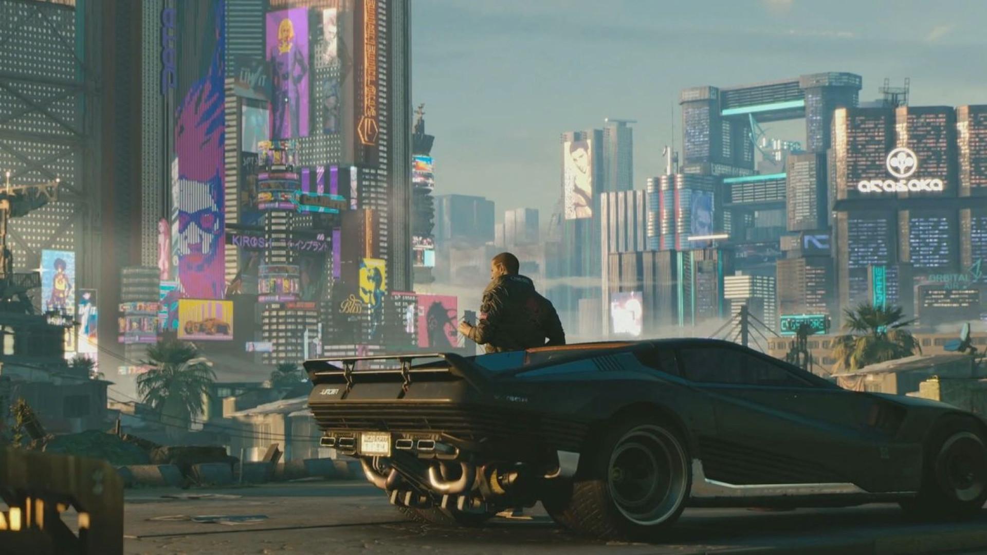 Gameplay de 'Cyberpunk 2077' mostra diferentes origens do jogo