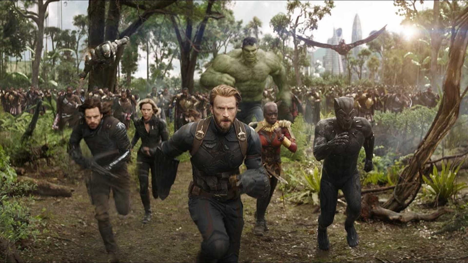 'Vingadores: Guerra Infinita' bate US$ 2 bi em bilheterias mundiais