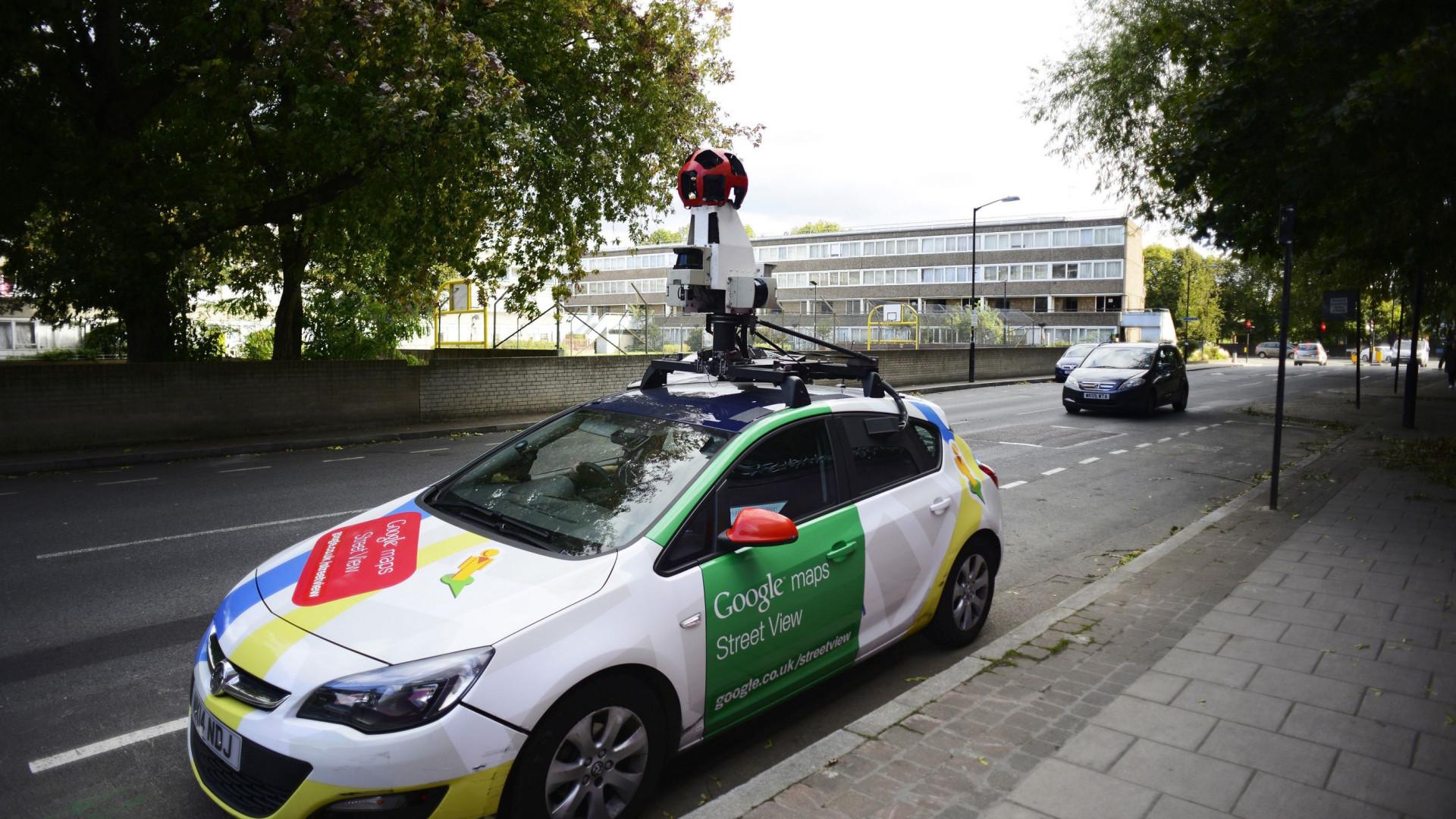 Carros da Google vão ajudar a proteger o meio ambiente