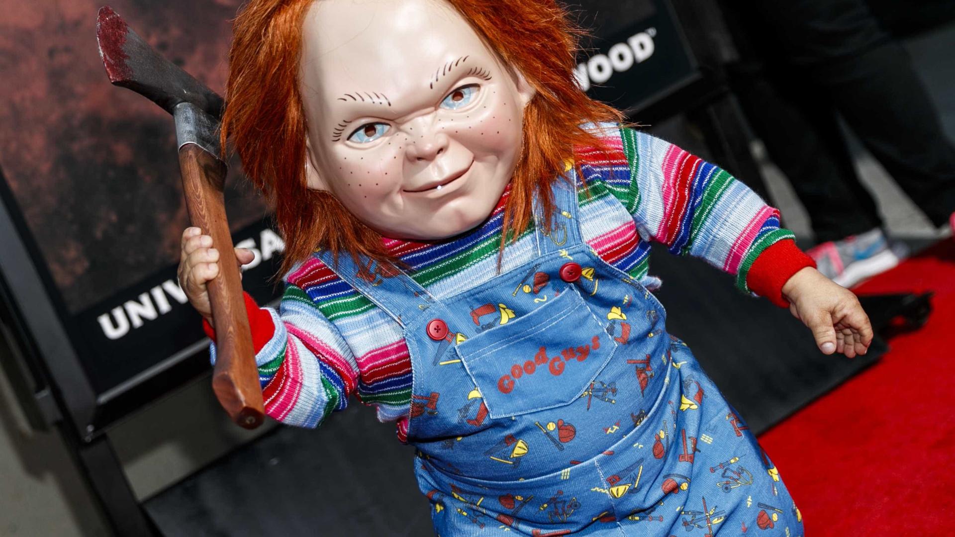 Chucky, o brinquedo assassino, volta às telas em série de TV