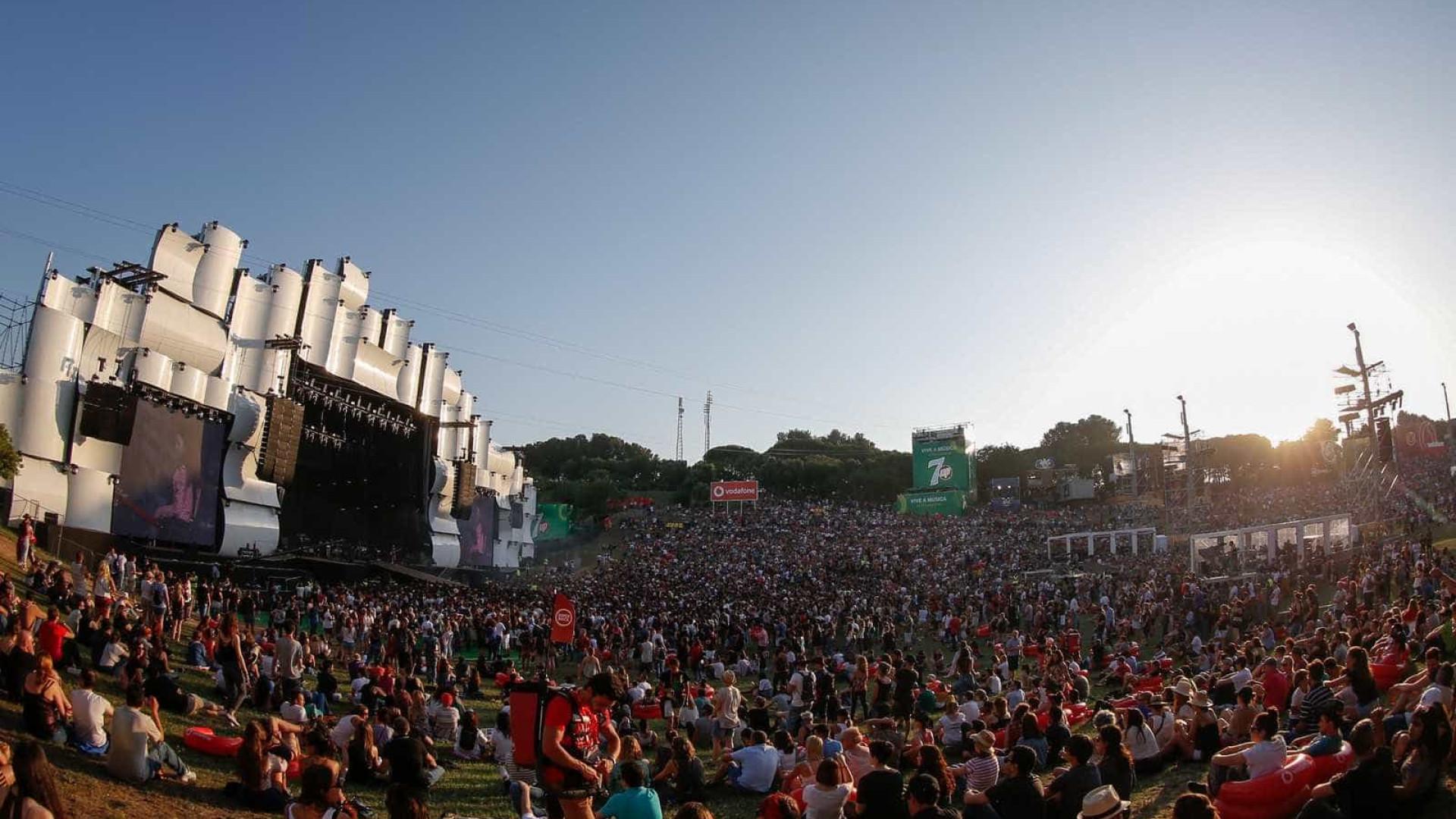 Rock in Rio Lisboa é remarcado pela 2ª vez e vai para 2022 por causa da pandemia