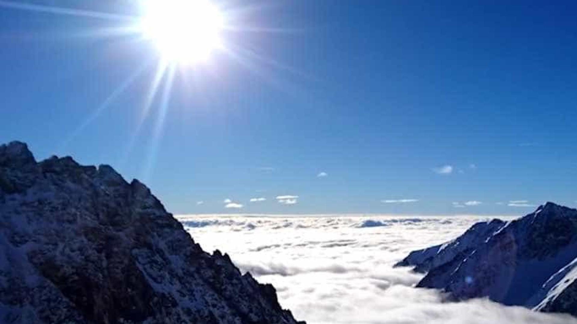 Homem é o primeiro em 20 anos a escalar as Montanhas Tatra