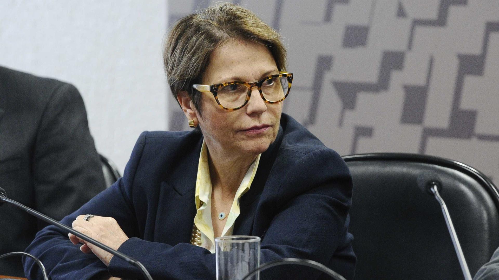 Ministra de Bolsonaro deu incentivos fiscais à JBS em MS
