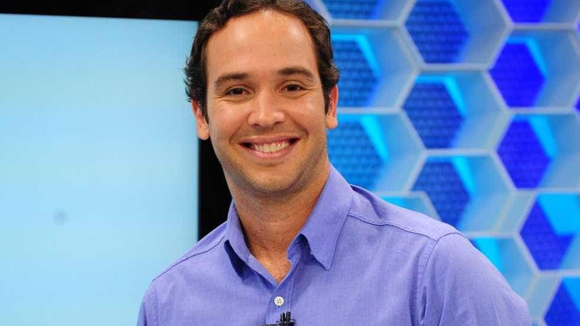 Caio Ribeiro diz que diagnóstico de câncer foi 'porrada no estômago'