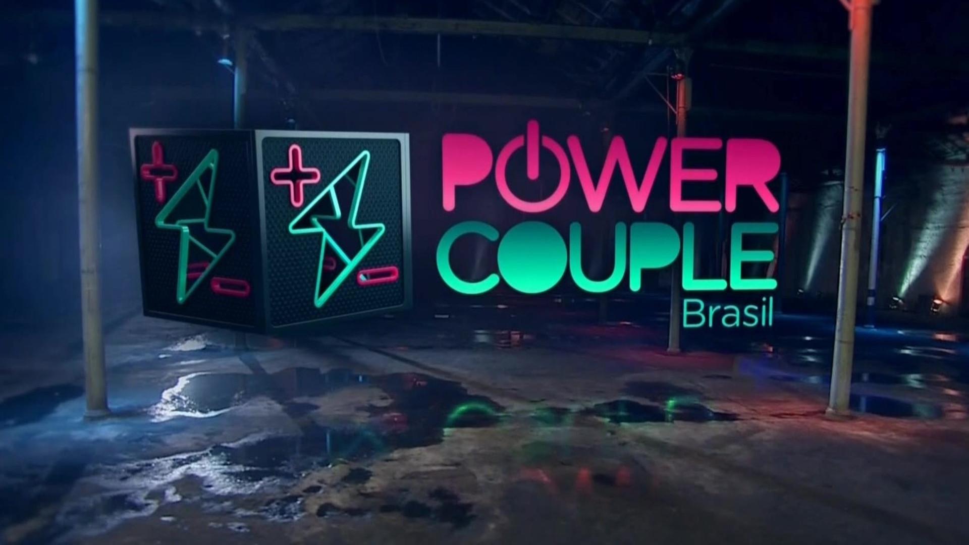 Jackie Sampaio e Maikel Castro são eliminados do 'Power Couple'