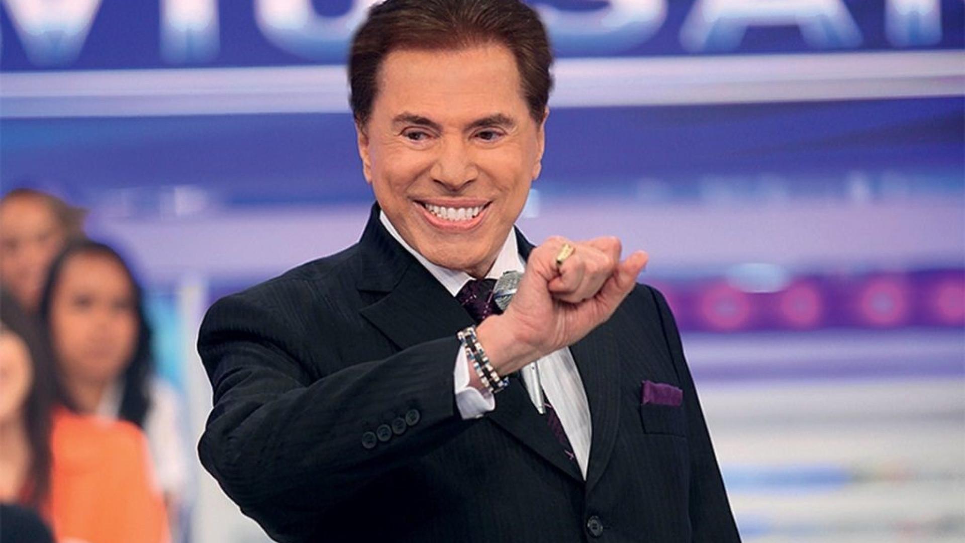 Silvio Santos retorna ao SBT para gravações presenciais: