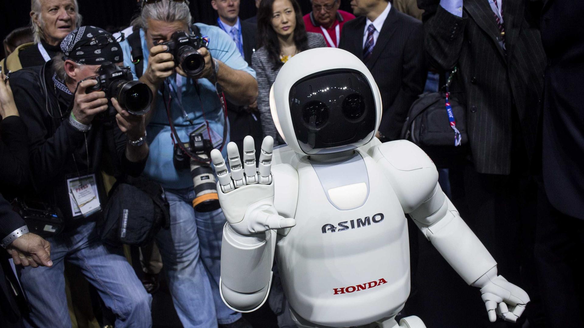 Honda deverá interromper produção do famoso robô Asimo