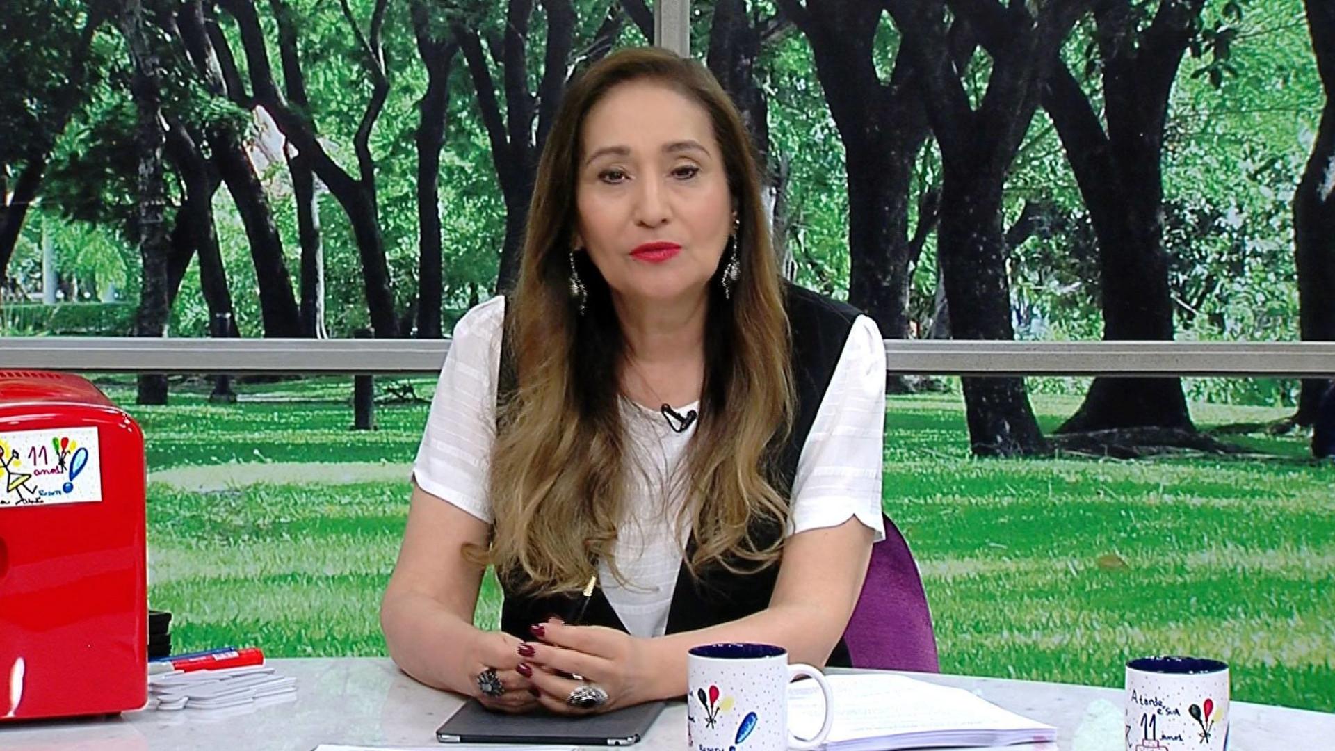 Sonia Abrão 'enquadra' Mauricio Meirelles após piada sobre ela apresentar o BBB 21