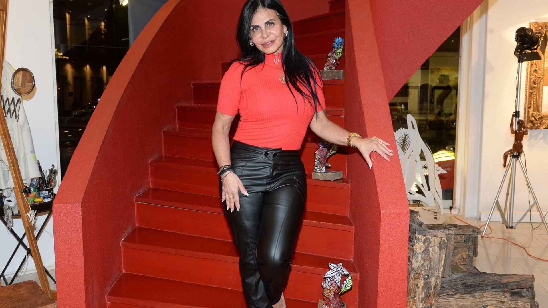 Gretchen leva bronca em supermercado de Mônaco: 'Passei vergonha'