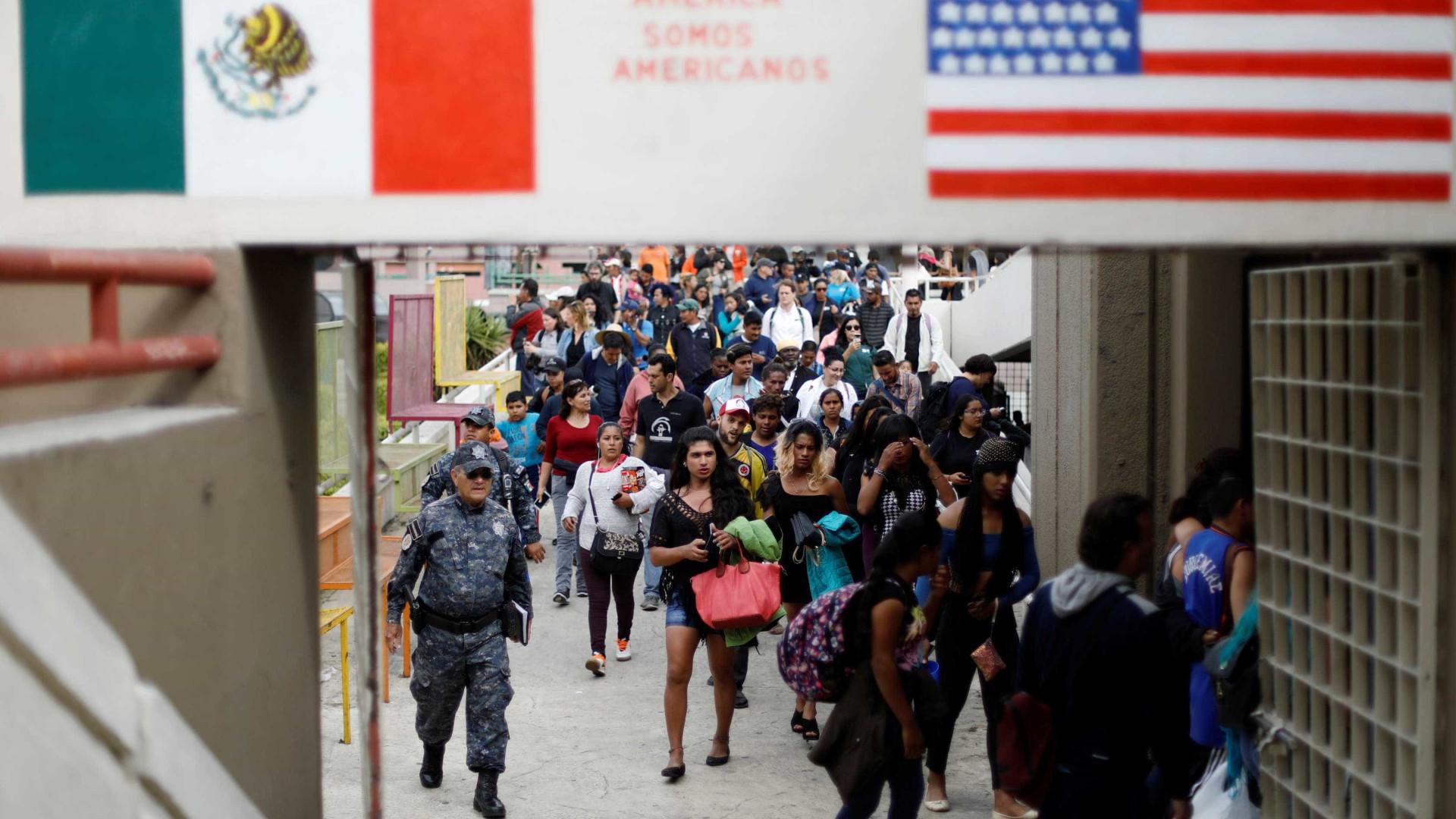 PF confirma vinda de mais um voo com brasileiros deportados dos EUA