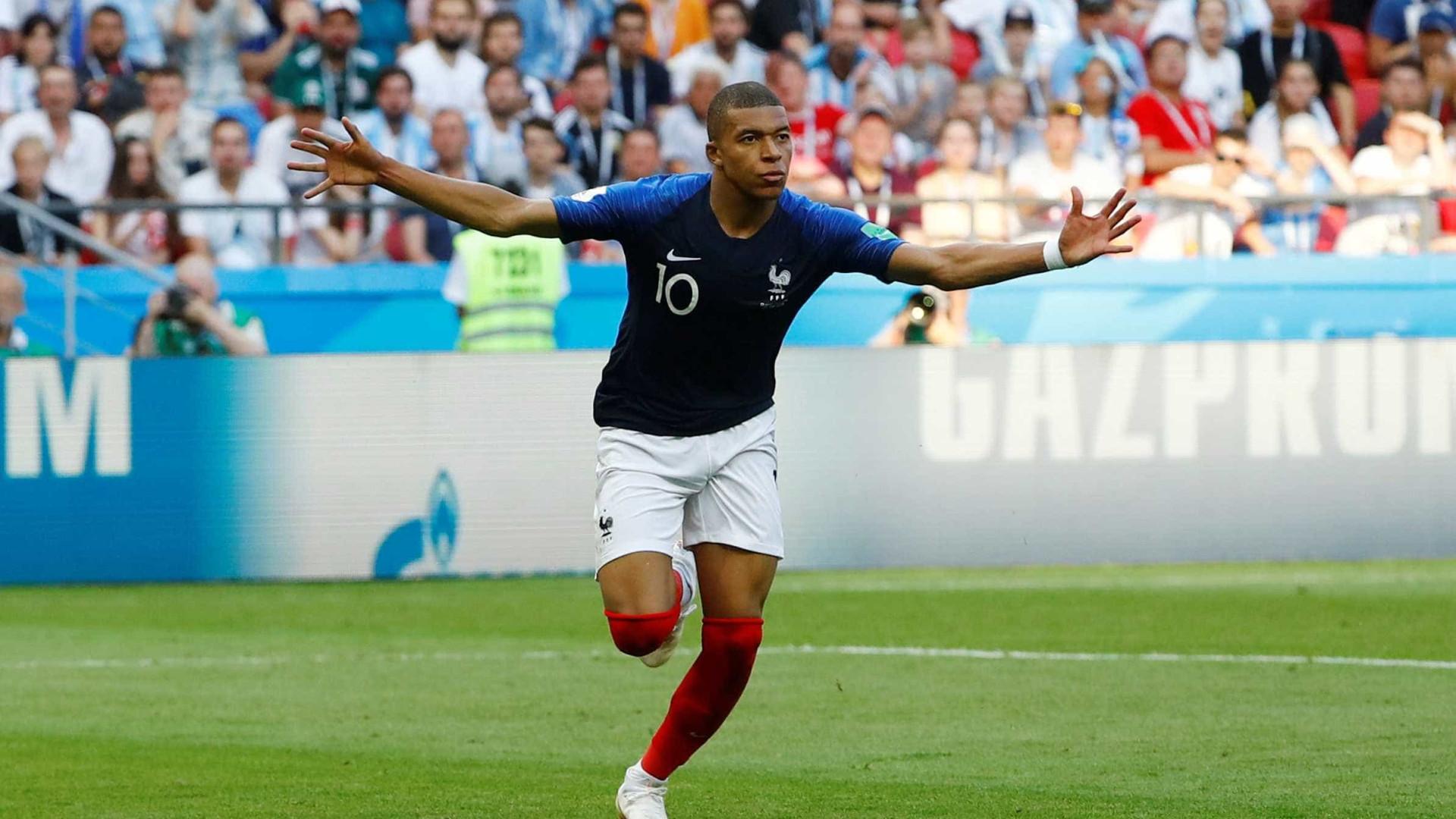 Após novos exames, Mbappé deve desfalcar PSG na Liga dos Campeões