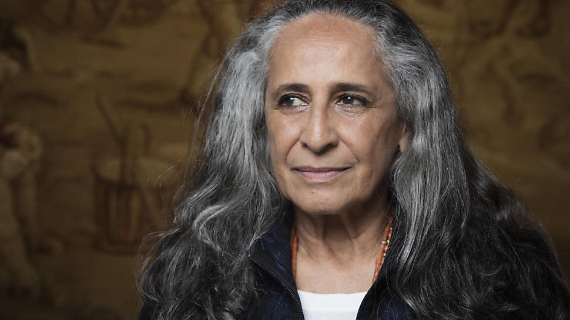 'Tenho a maior honra de ser chamada de paraíba', diz Maria Bethânia