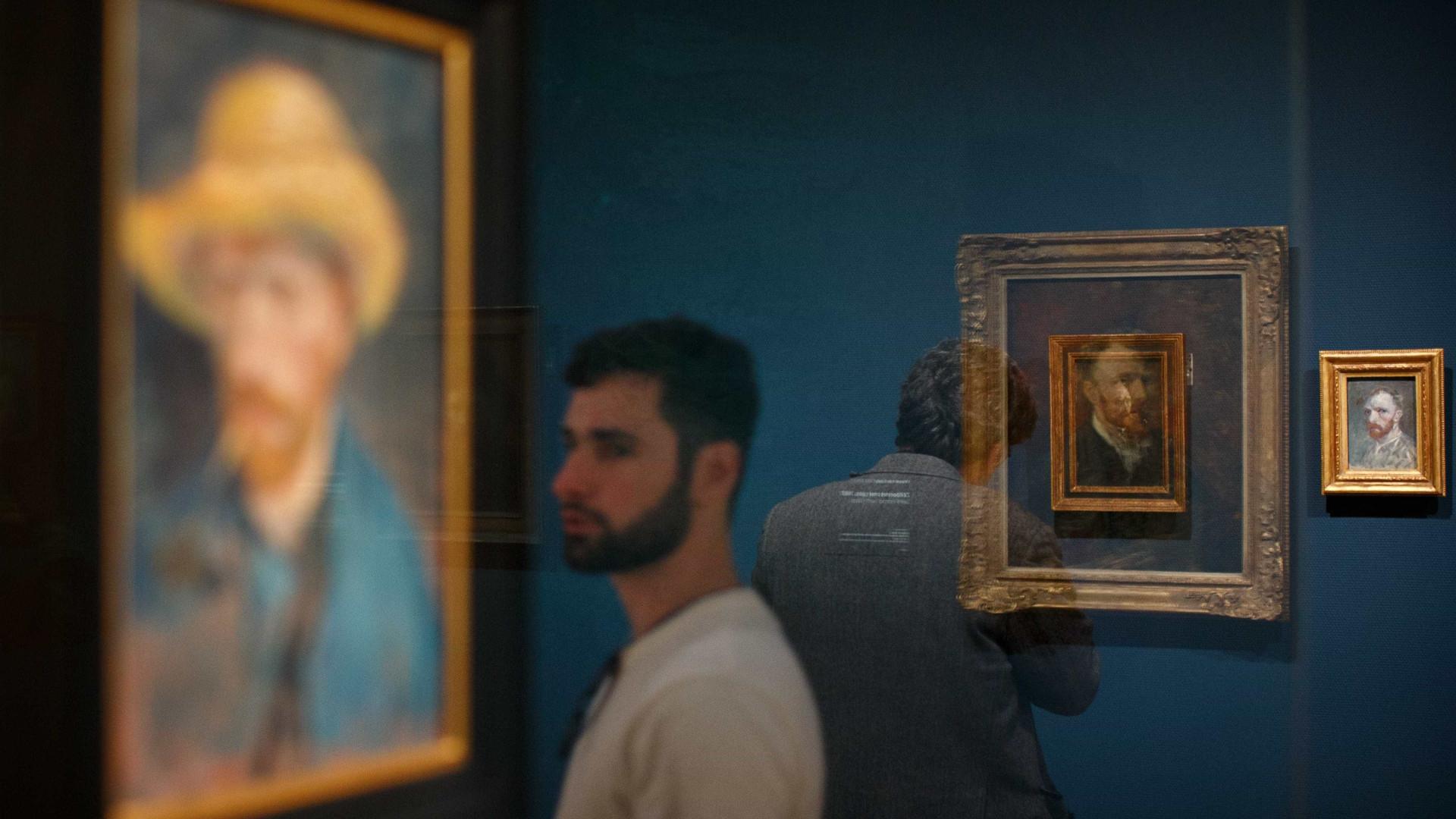 Agora você pode baixar quase mil obras de Van Gogh de graça
