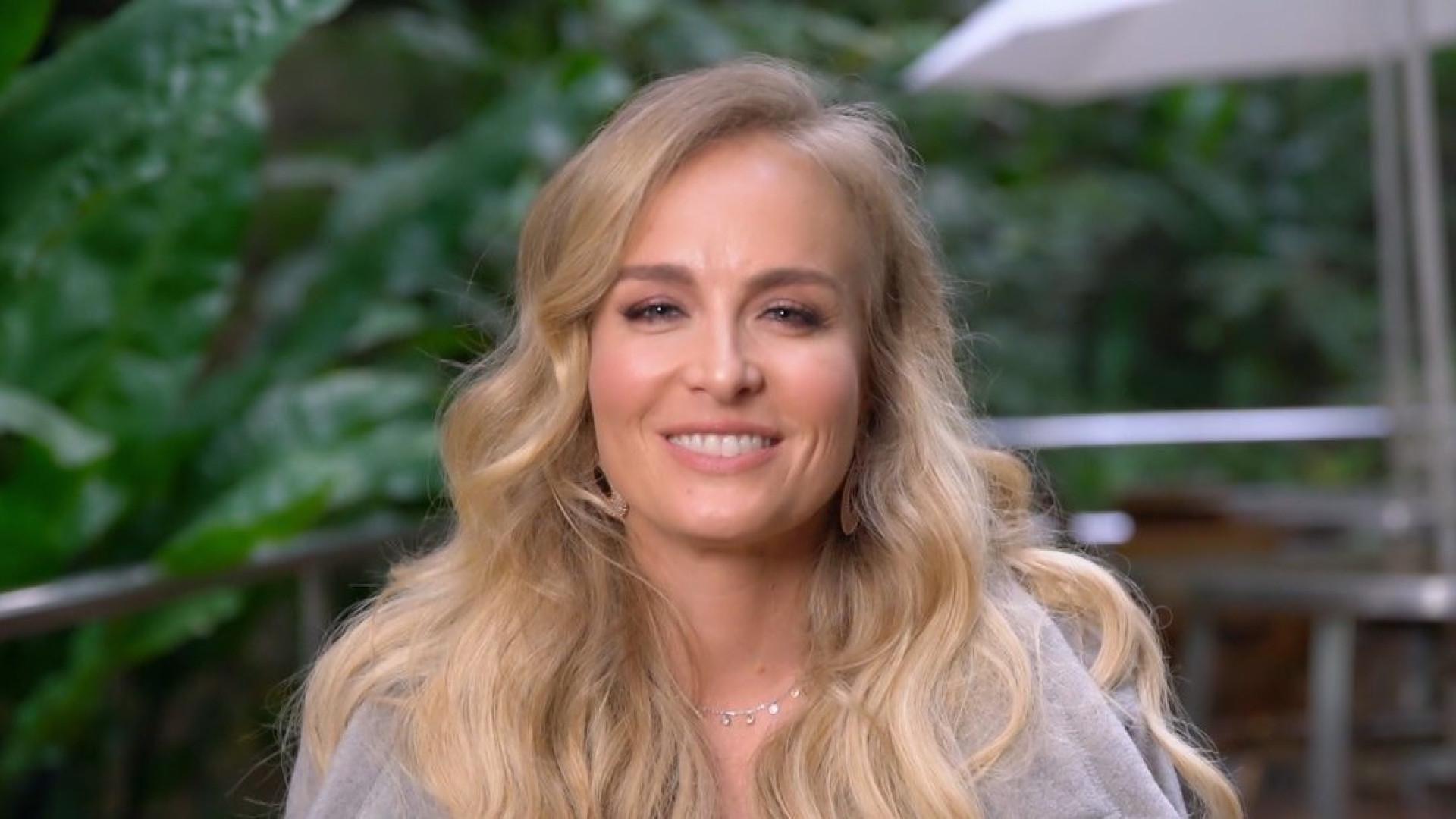 Angélica pressiona a Globo para sair da 'geladeira'