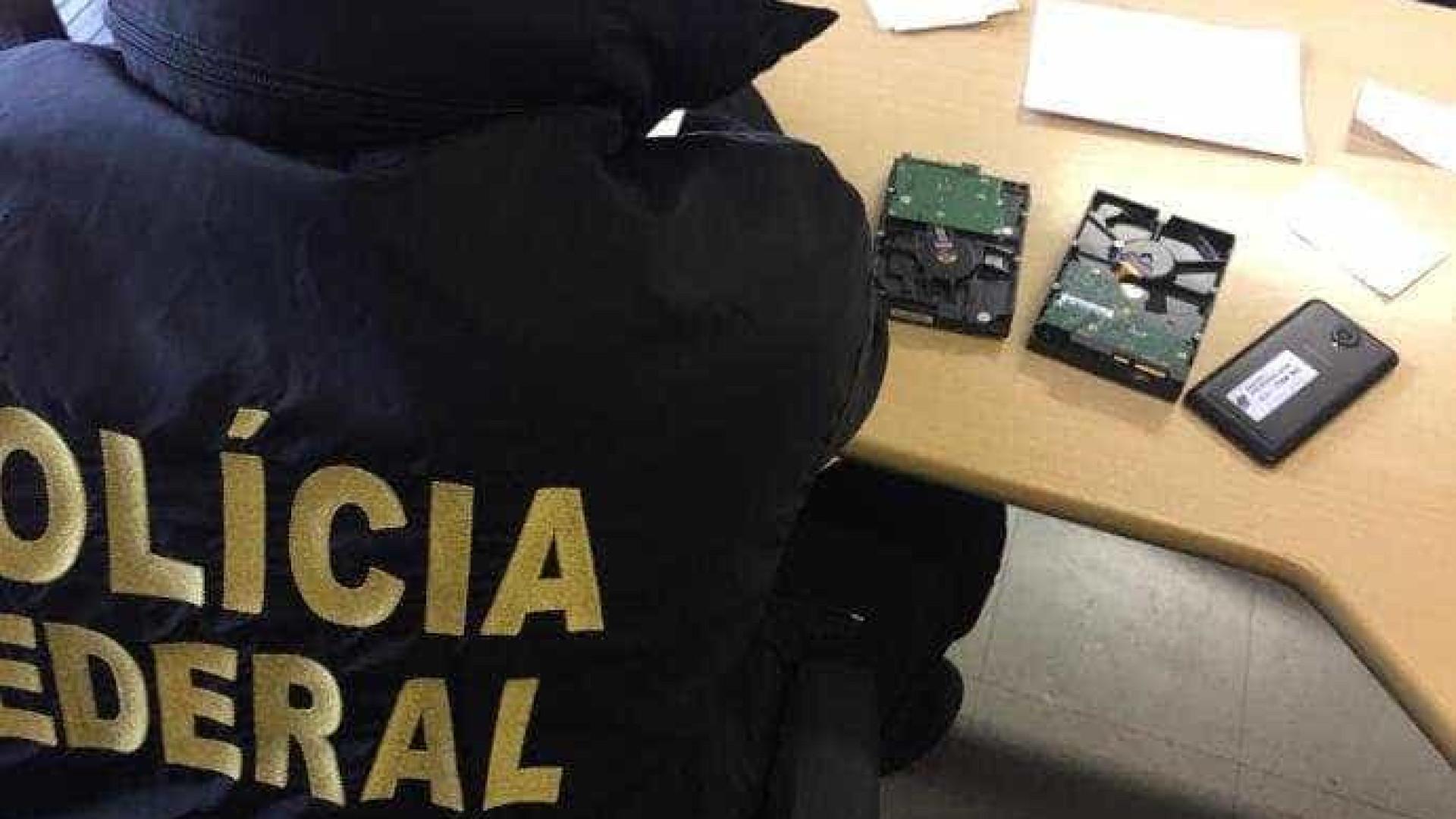 Polícia prende cinco por pornografia infantil na capital paulista