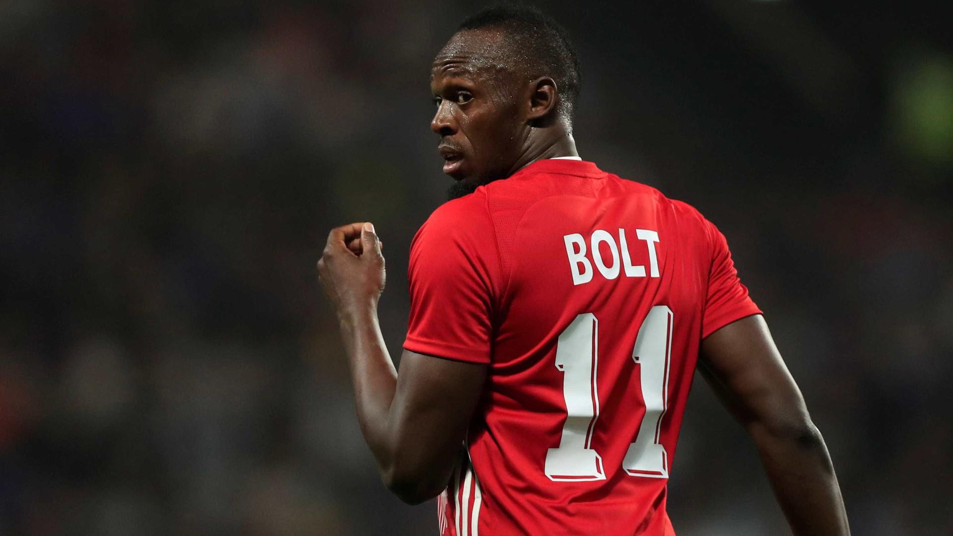 Recordista dos 100 m, Bolt tem proposta para defender clube de Malta