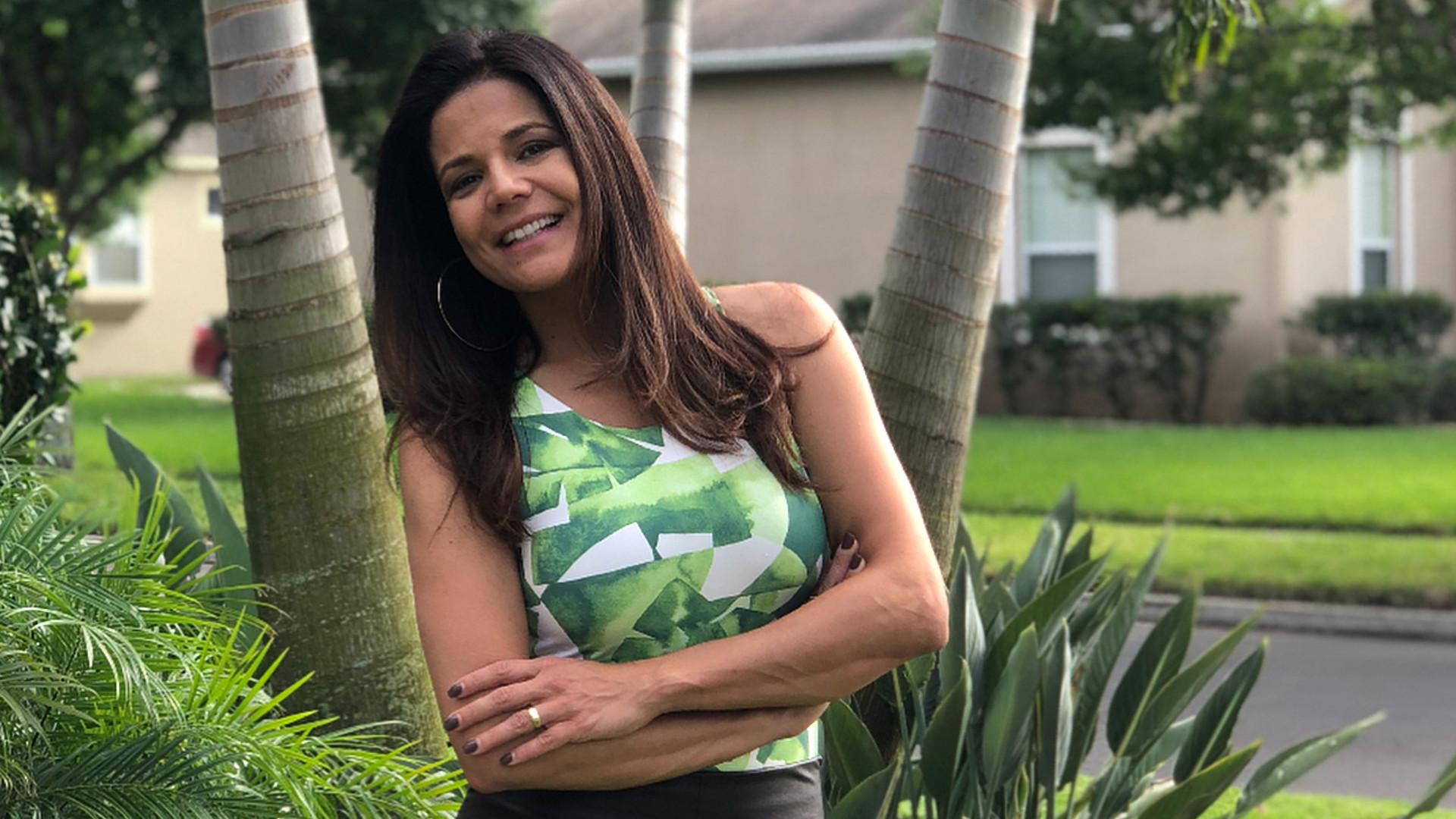 Stelmann fará novela com o ex Mario Frias: 'Nosso filho ficou feliz'