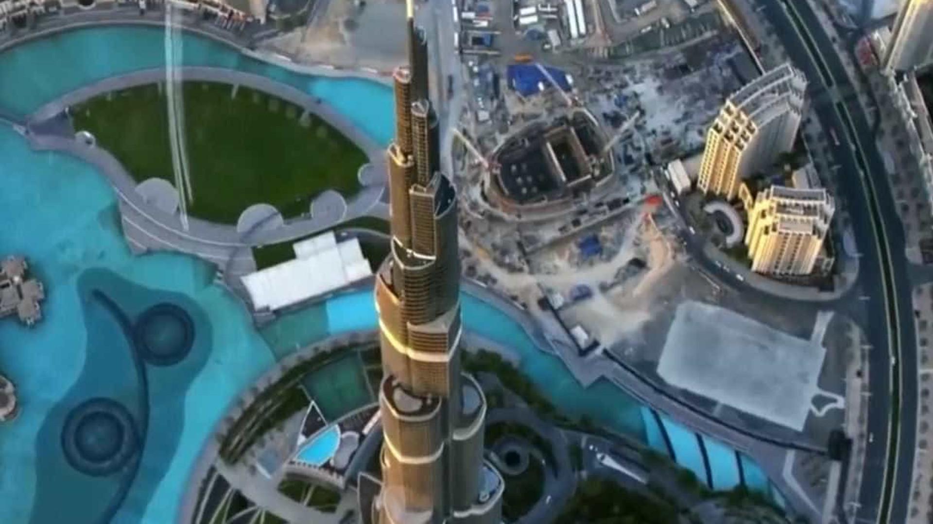 Vídeo mostra todos os encantos de Dubai