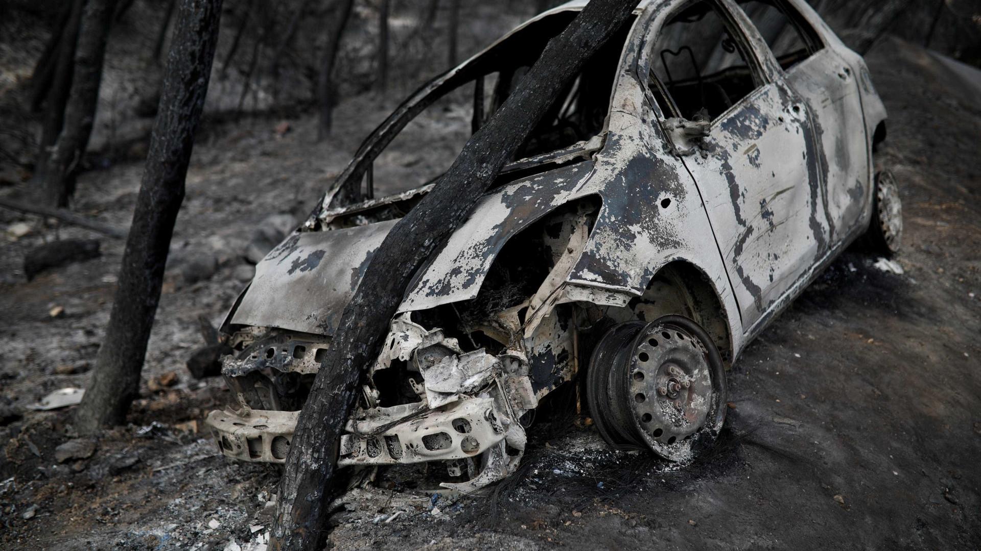 Suposto golpe do seguro de carro provocou incêndio em reserva no Rio