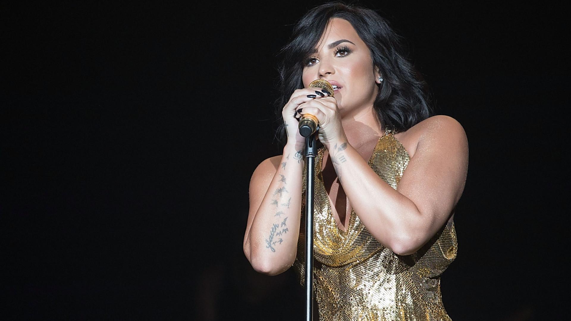 Demi Lovato já teve alta hospitalar