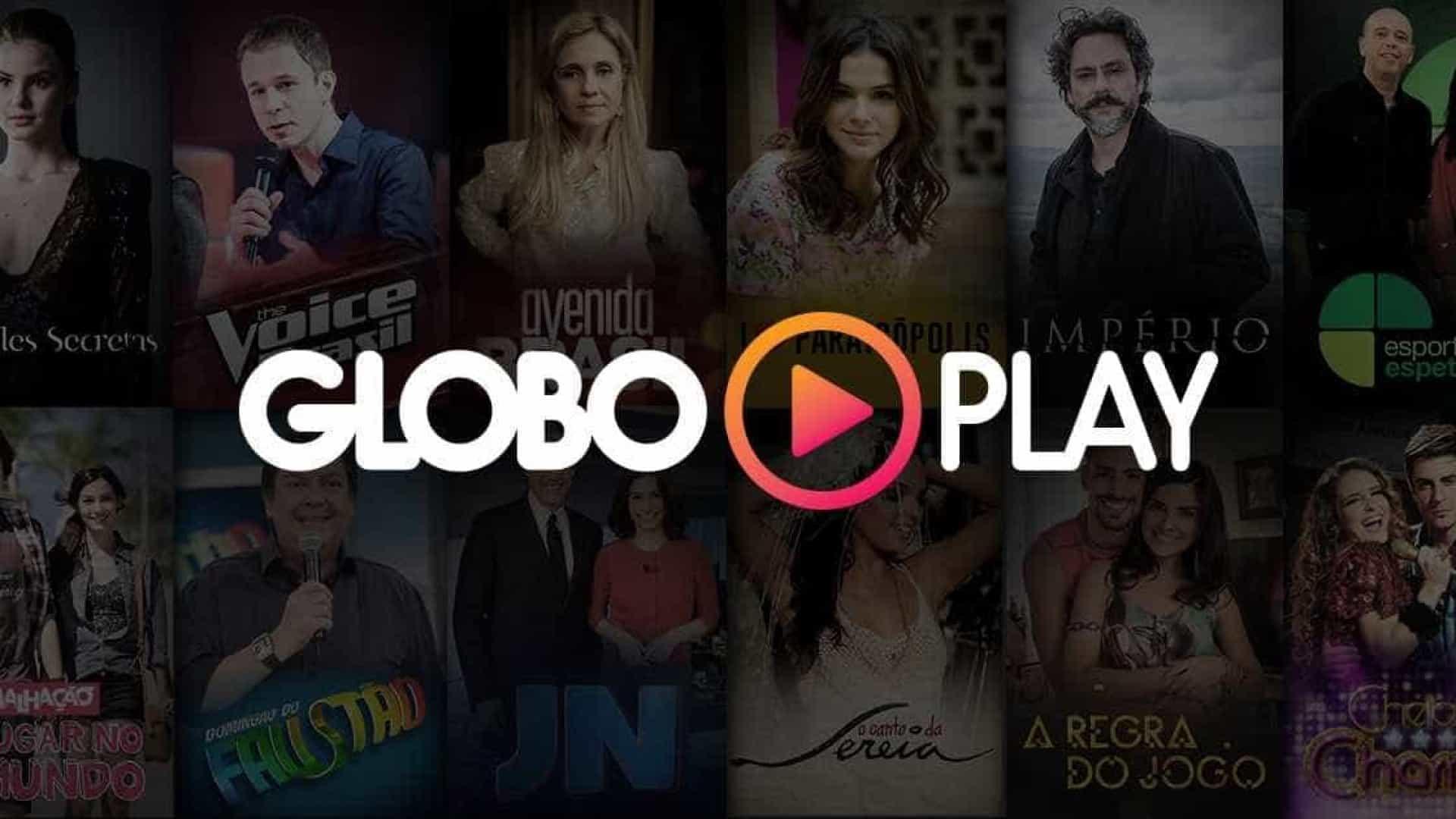 Globoplay reduzirá qualidade do streaming após crescimento de consumo