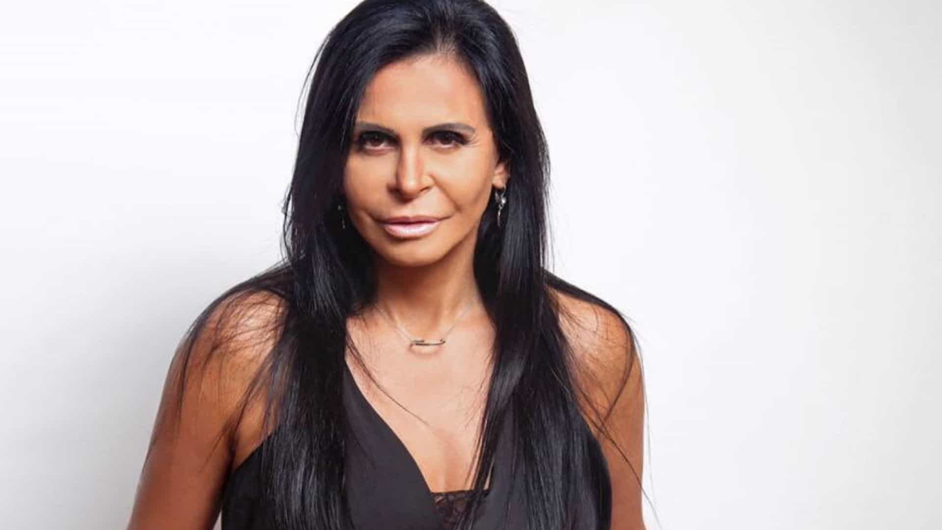 Gretchen sobre alfinetada de Piovani para Anitta: 'Excedendo o limite