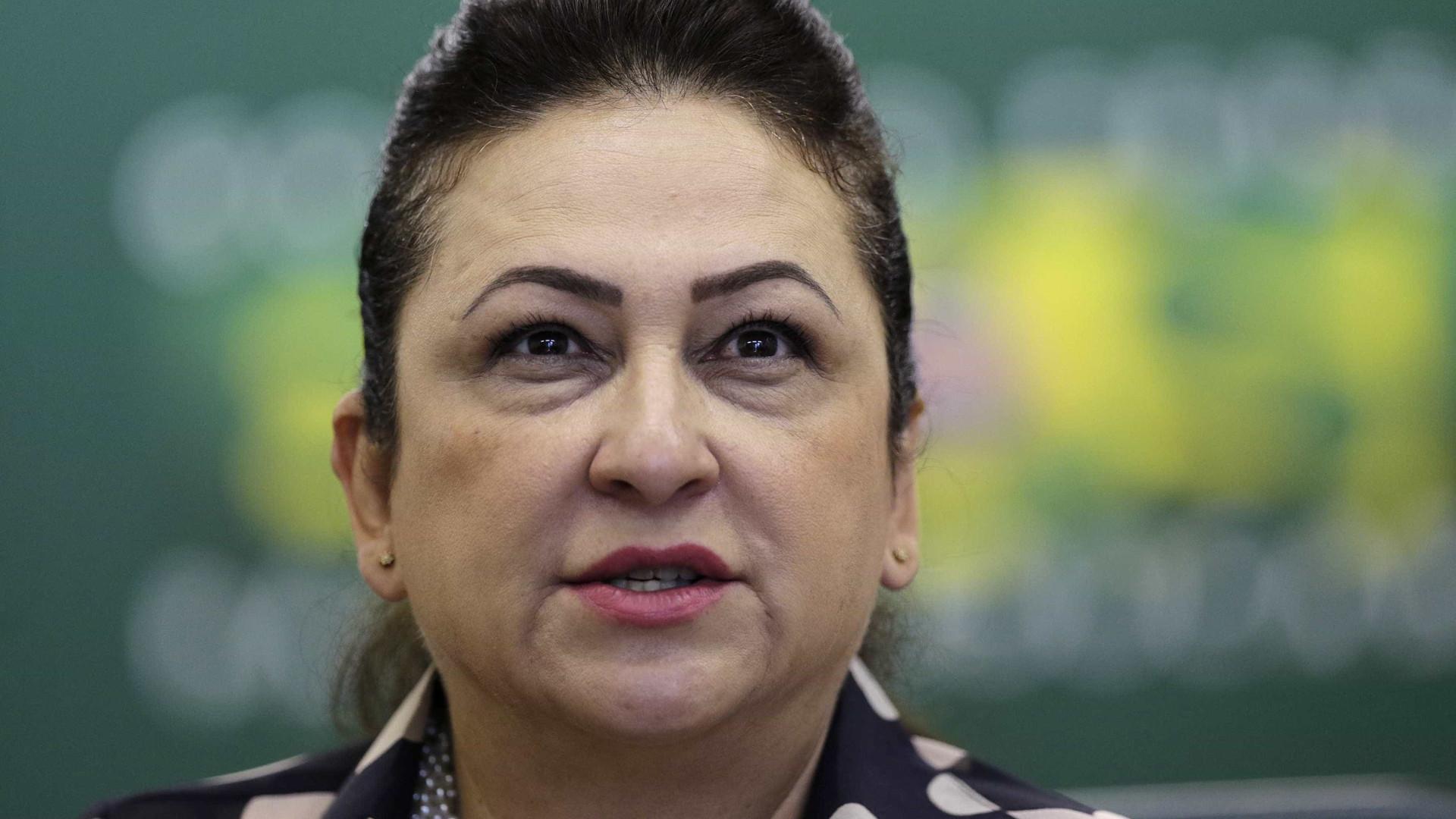 'Produtores que estão alegres hoje vão chorar amanhã', diz Katia Abreu
